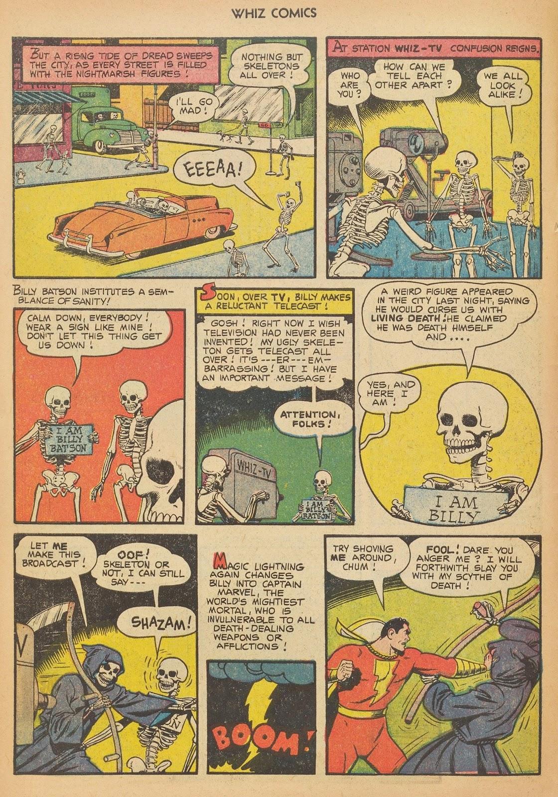 Read online WHIZ Comics comic -  Issue #153 - 6