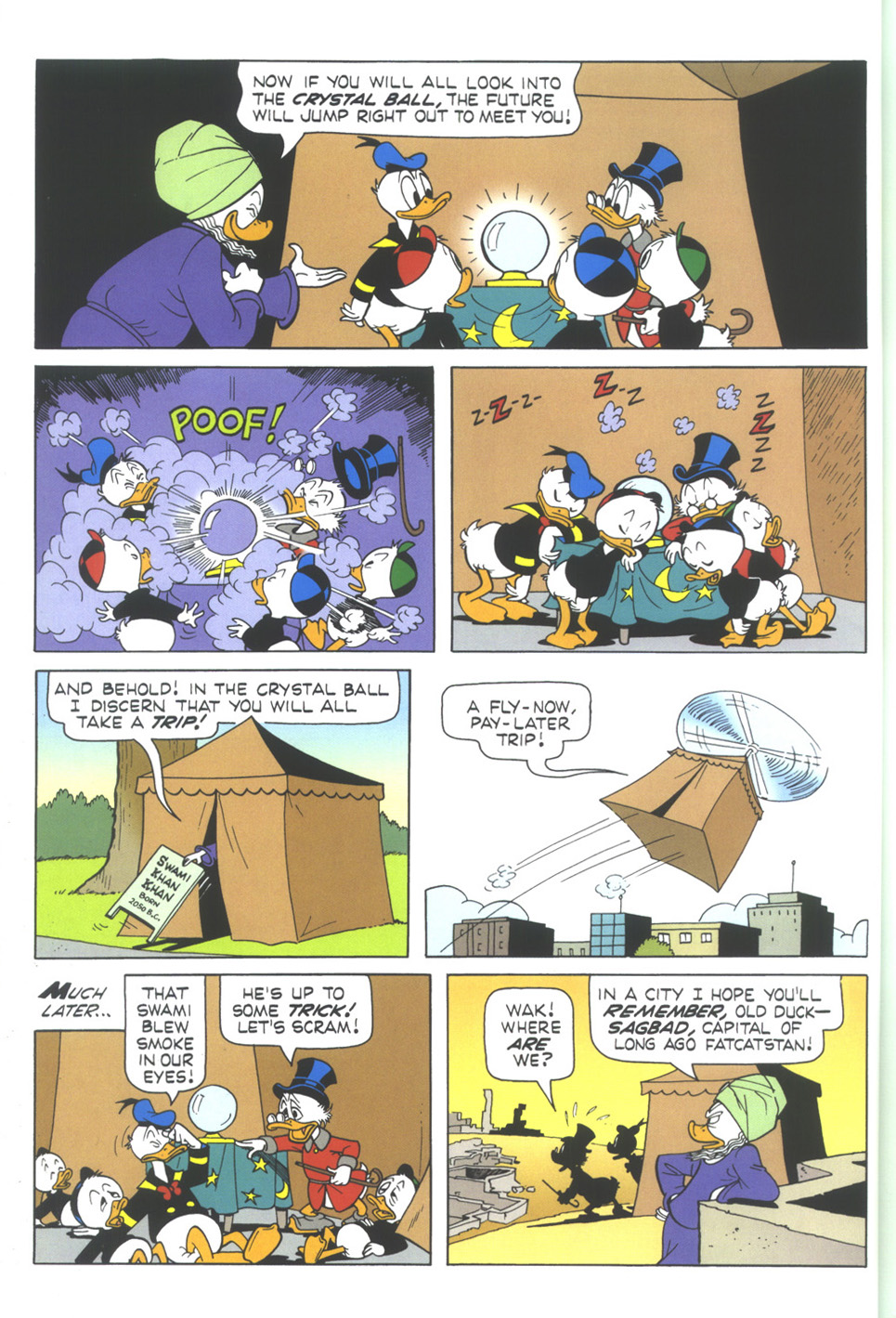 Read online Uncle Scrooge (1953) comic -  Issue #345 - 6