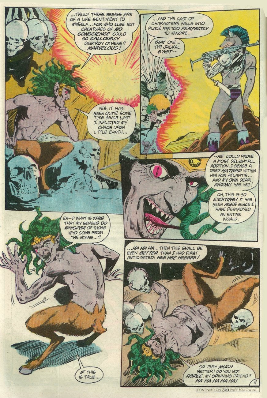Read online Arion, Lord of Atlantis comic -  Issue #Arion, Lord of Atlantis _Special 1 - 5