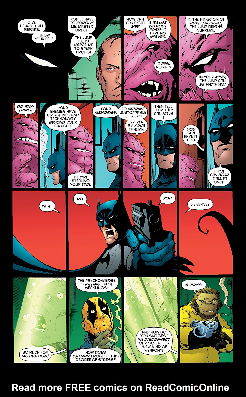 Batman (1940) issue _TPB_Time_And_The_Batman_(Part_7) - Page 1