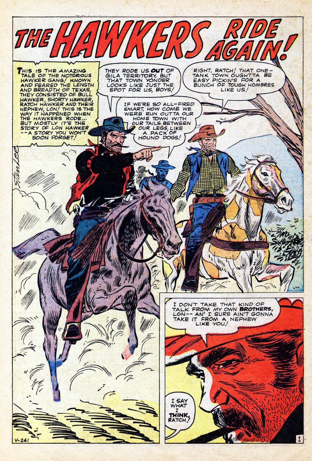 Gunsmoke Western issue 65 - Page 28