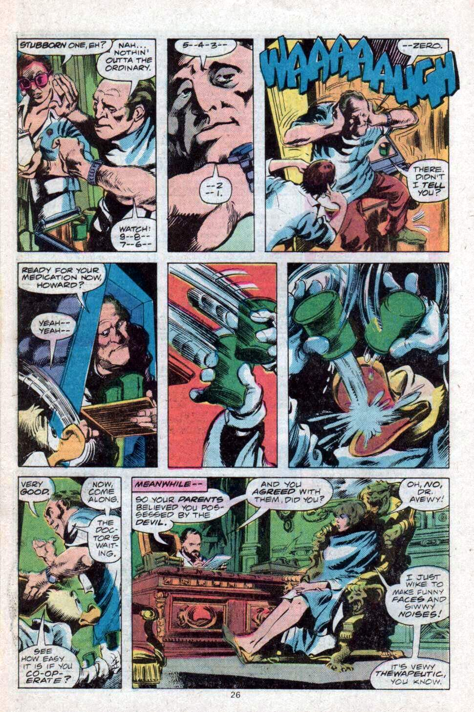 Howard the Duck (1976) Issue #12 #13 - English 15