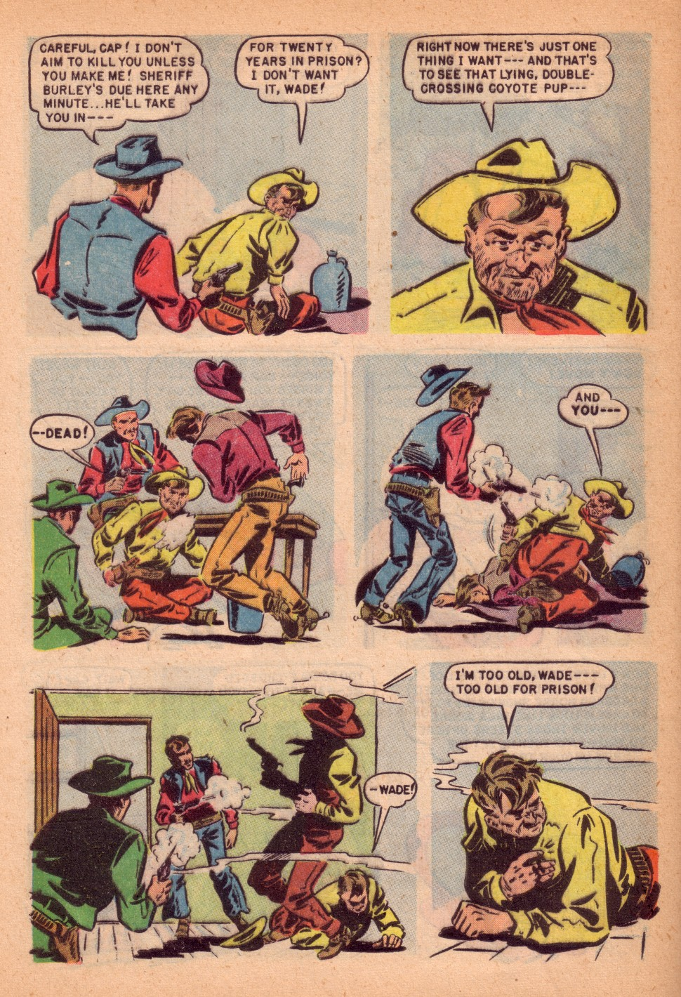 Four Color Comics issue 301 - Page 48