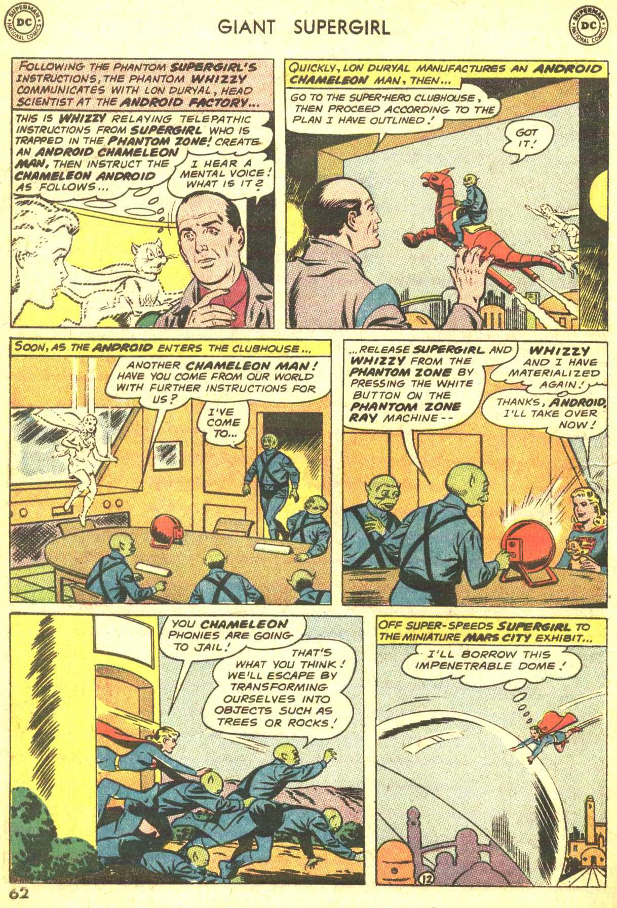 Read online Action Comics (1938) comic -  Issue #373 - 59