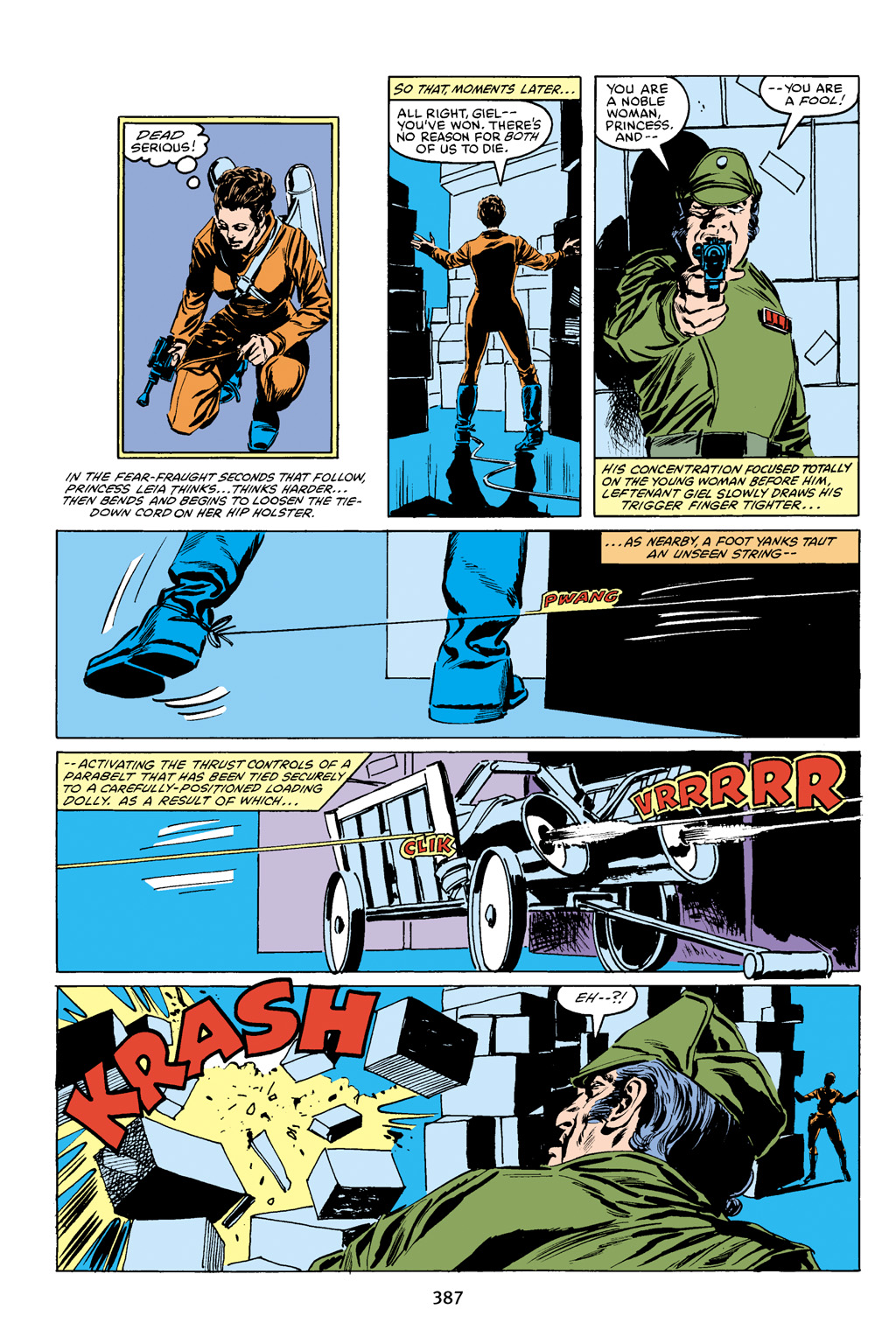 Read online Star Wars Omnibus comic -  Issue # Vol. 16 - 380