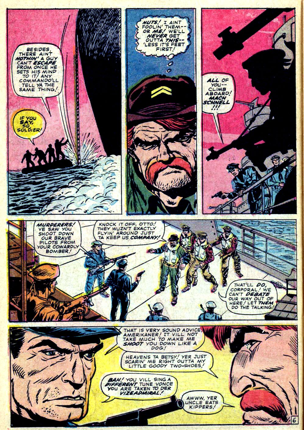 Read online Sgt. Fury comic -  Issue #26 - 10