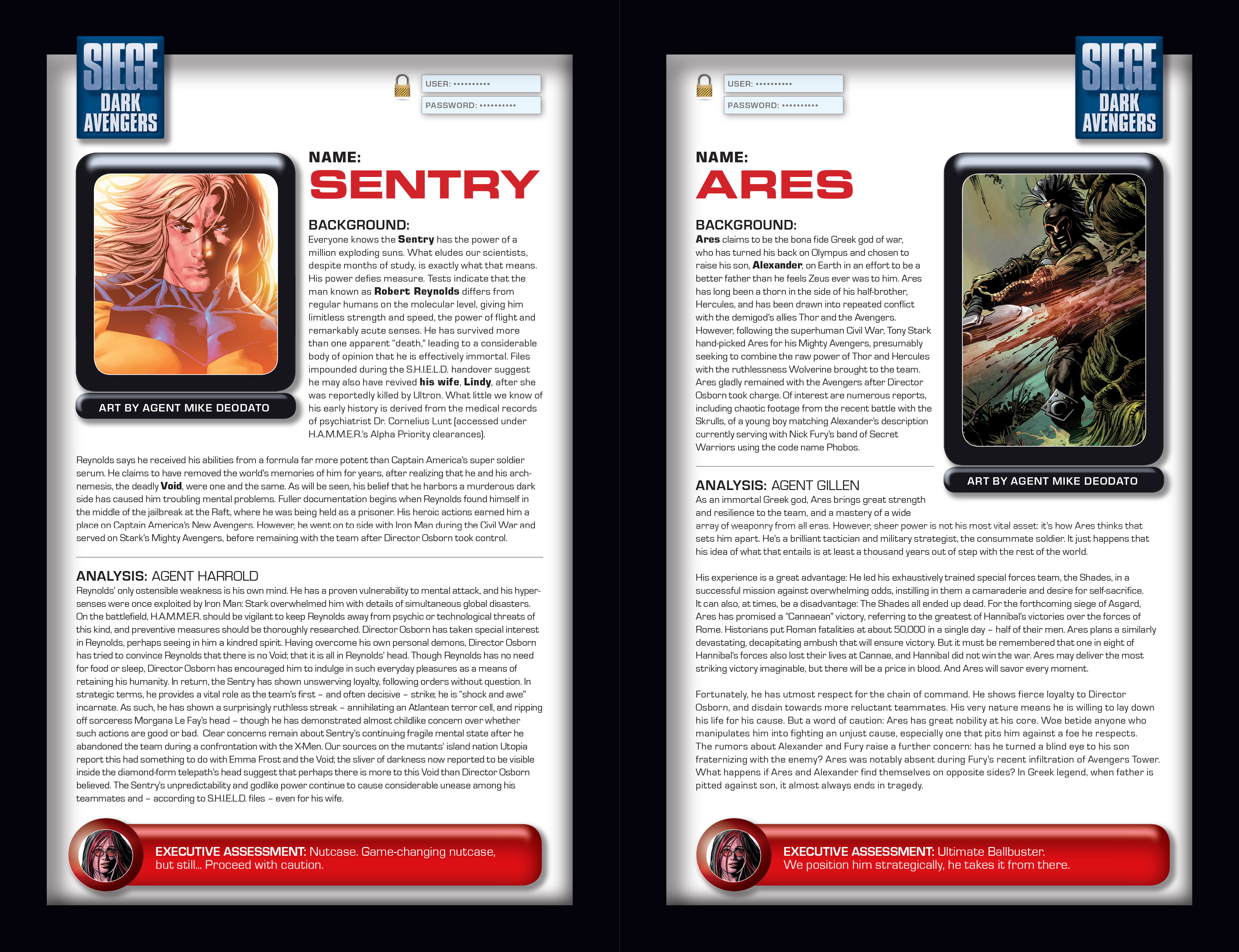 Read online Siege: Storming Asgard - Heroes and Villains comic -  Issue # Full - 12