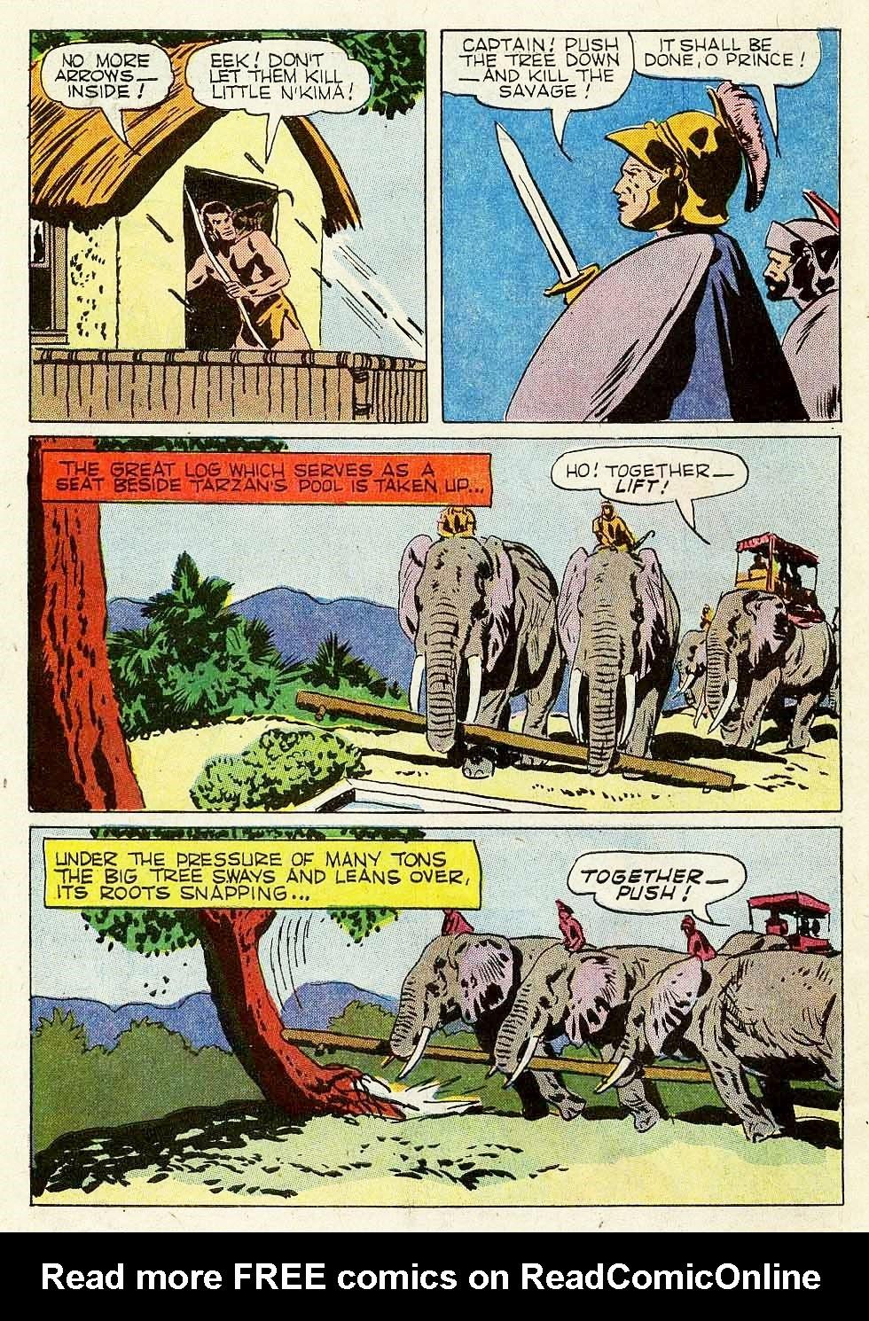 Tarzan (1948) issue 122 - Page 6