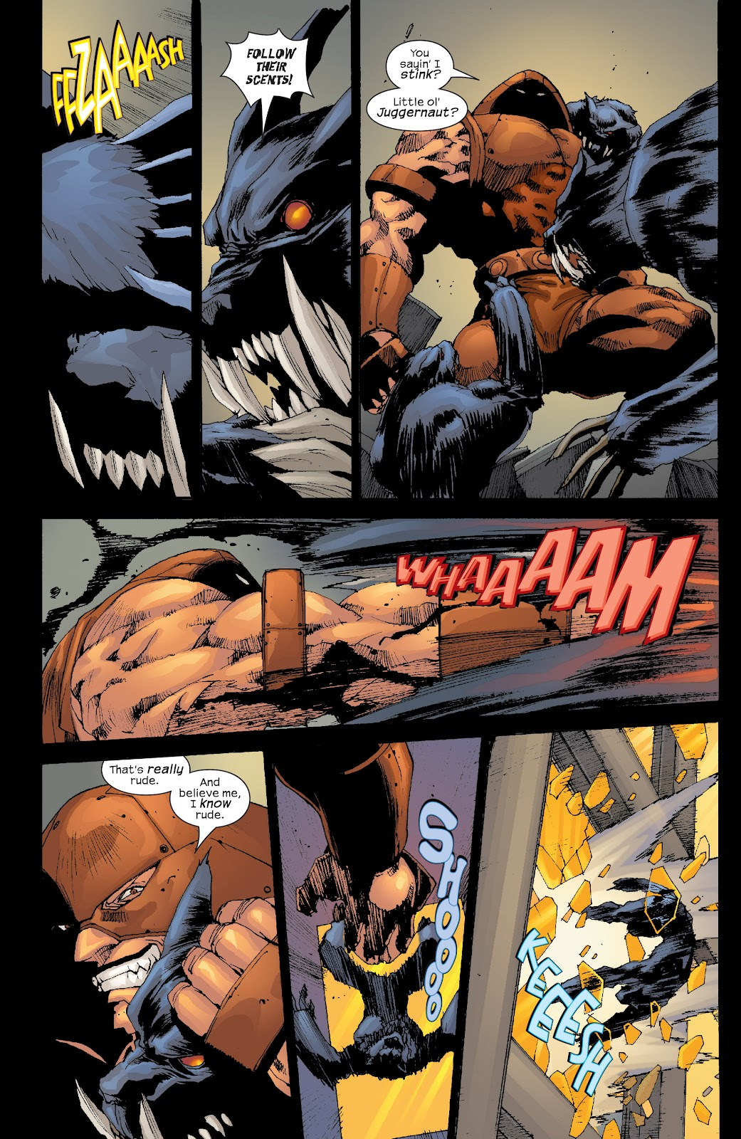 Read online X-Men: Unstoppable comic -  Issue # TPB (Part 3) - 80