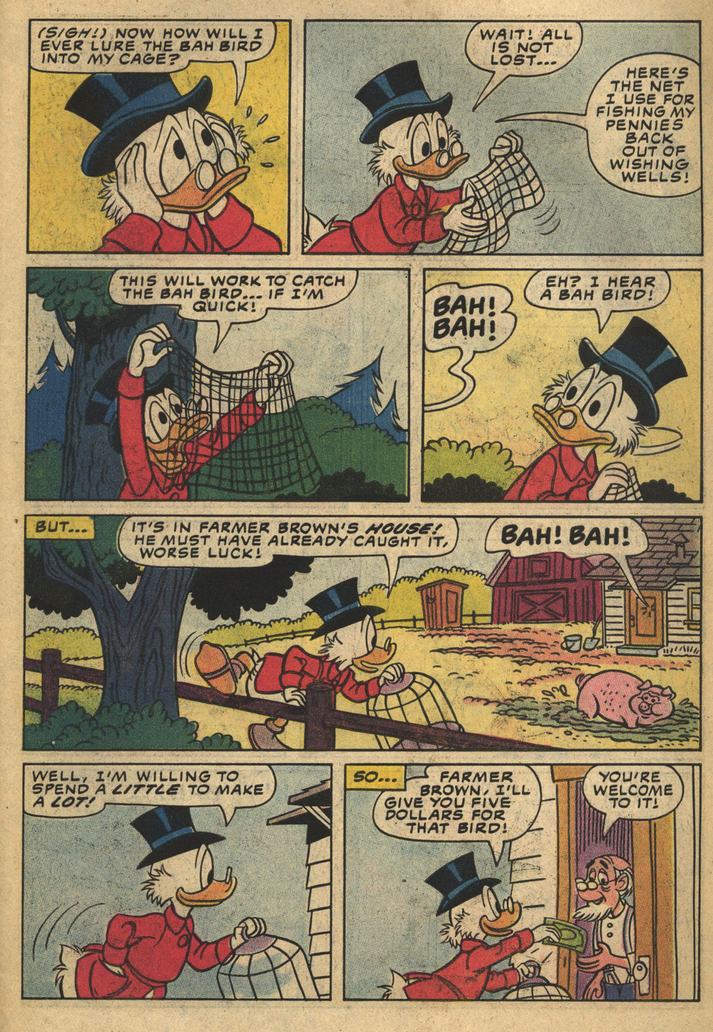 Read online Uncle Scrooge (1953) comic -  Issue #193 - 31