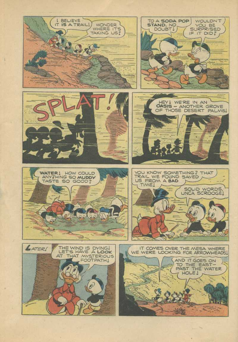Read online Uncle Scrooge (1953) comic -  Issue #7 - 10