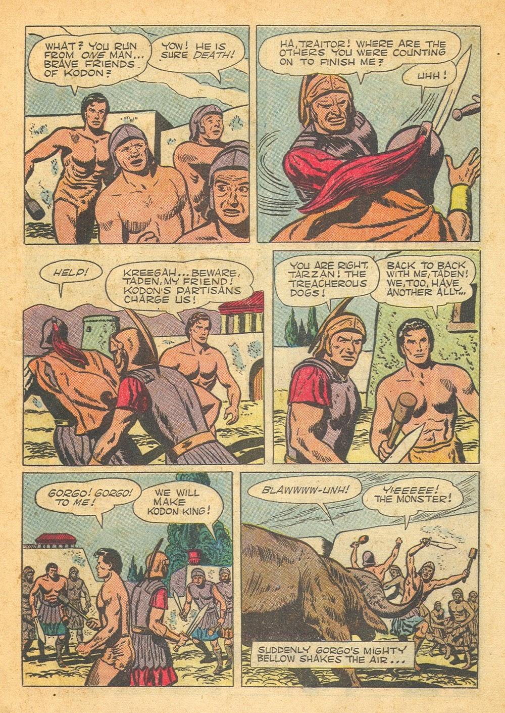 Tarzan (1948) issue 57 - Page 17