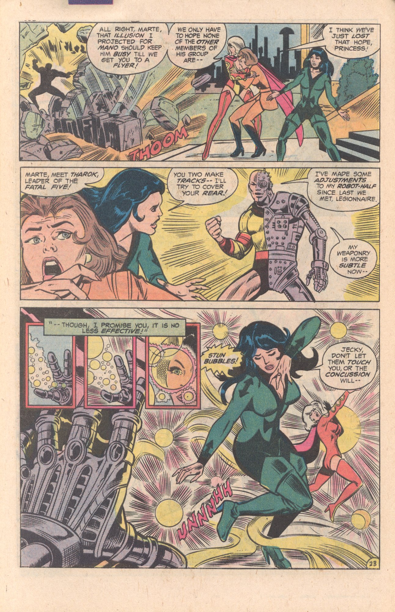 Legion of Super-Heroes (1980) 269 Page 24