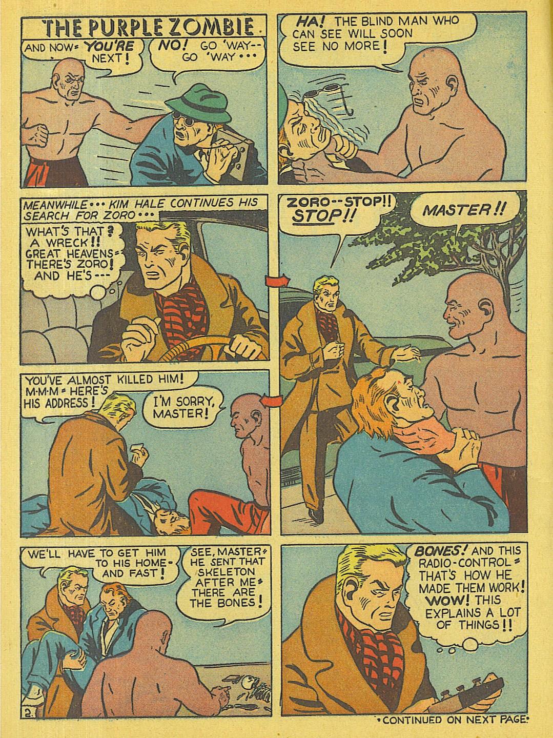 Reglar Fellers Heroic Comics issue 5 - Page 15