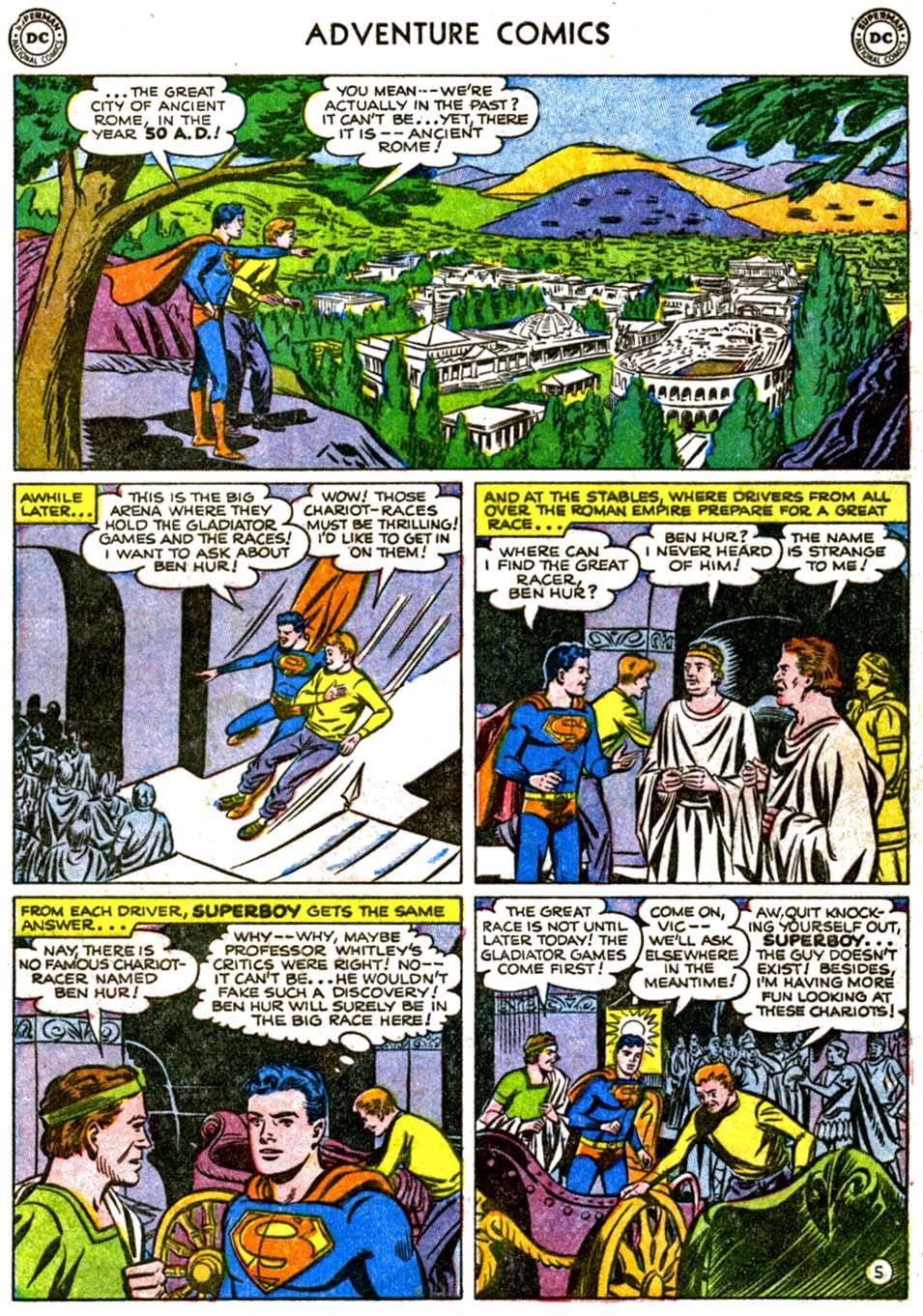 Read online Adventure Comics (1938) comic -  Issue #177 - 7