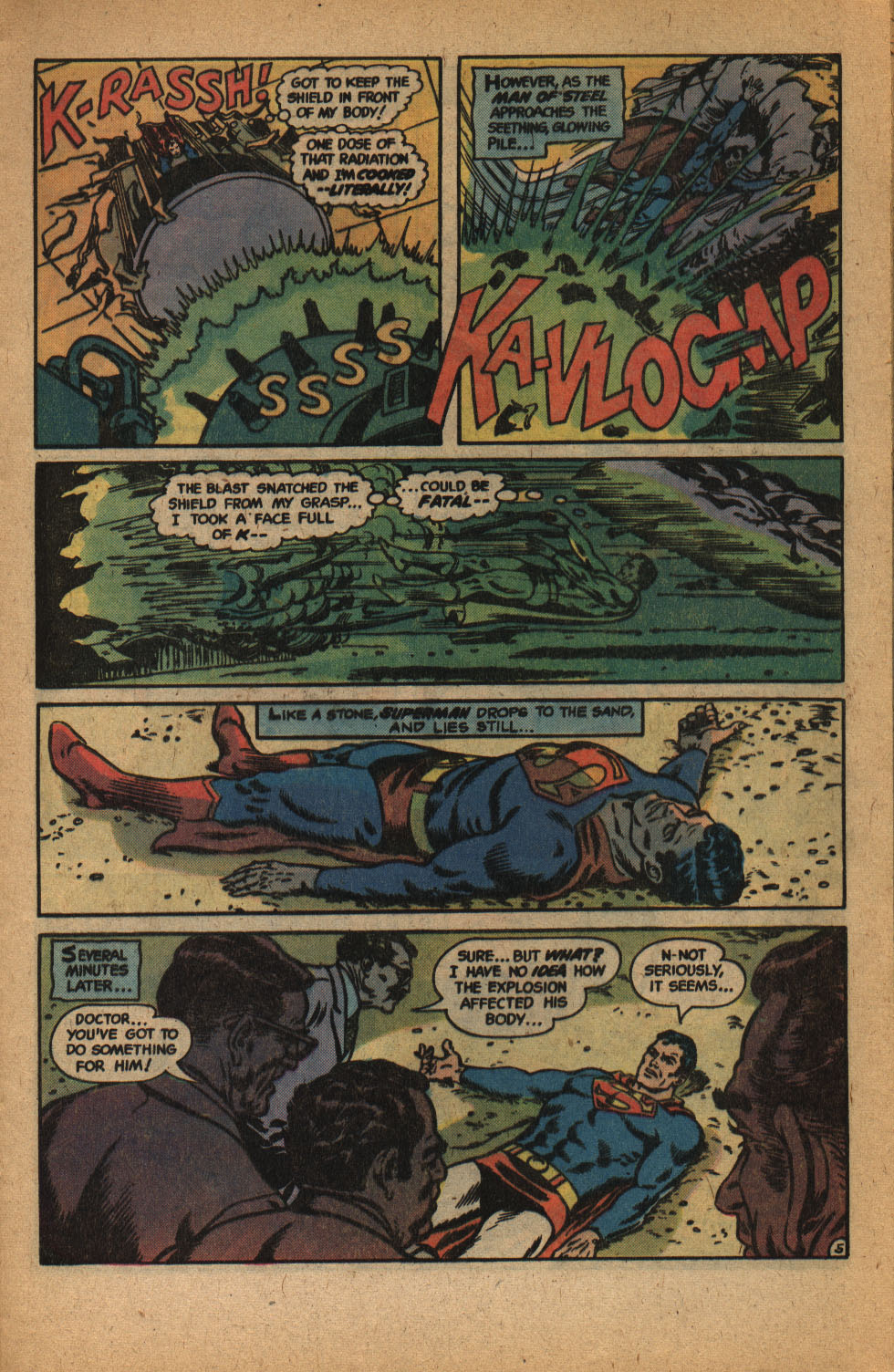 Read online Action Comics (1938) comic -  Issue #485 - 9