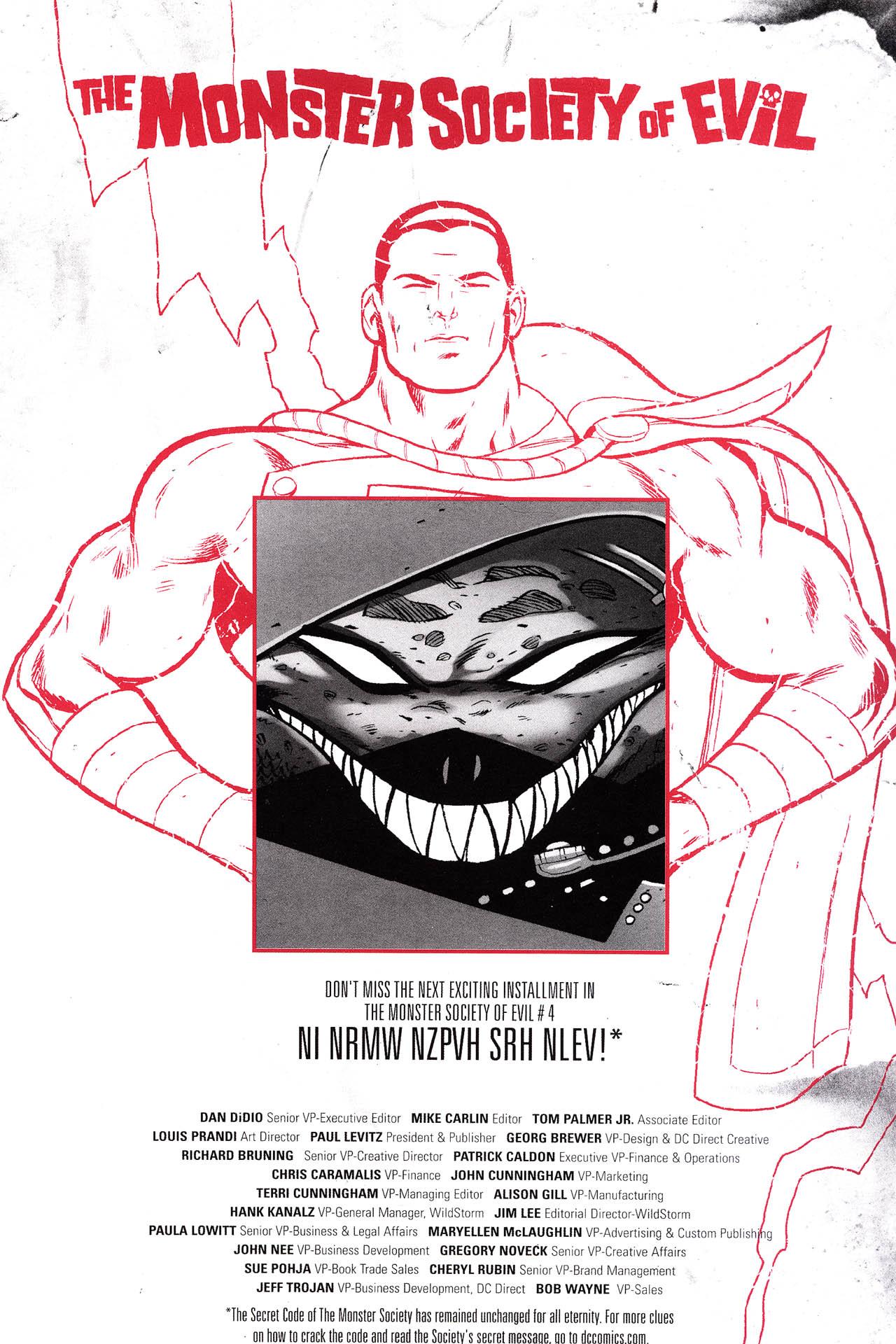 Read online Shazam!: The Monster Society of Evil comic -  Issue #3 - 51