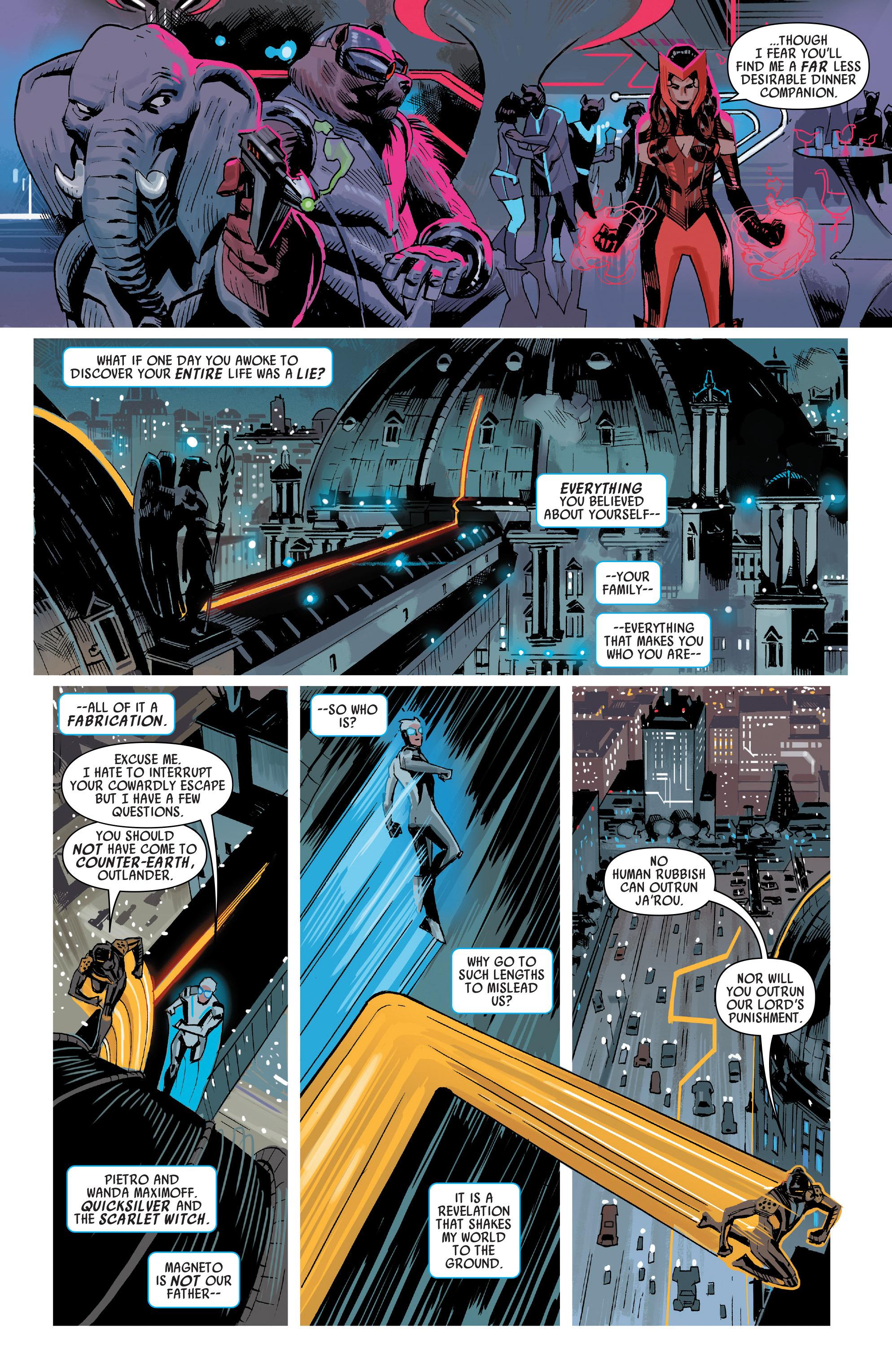 Read online Uncanny Avengers [I] comic -  Issue #1 - 4