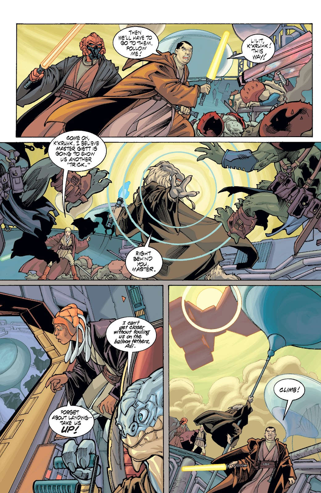 Read online Star Wars Legends: Rise of the Sith - Epic Collection comic -  Issue # TPB 1 (Part 5) - 20