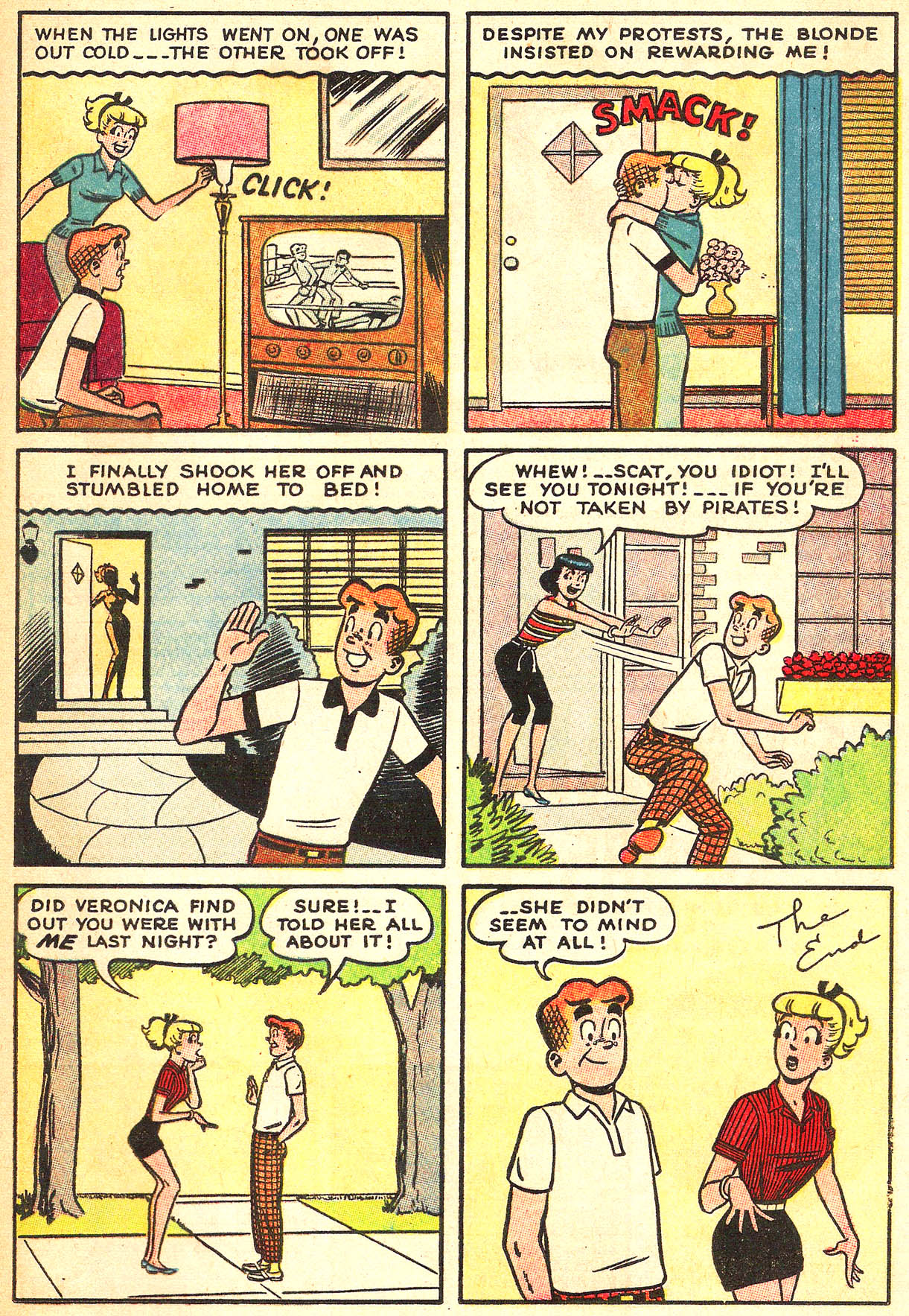 Read online Archie (1960) comic -  Issue #133 - 33