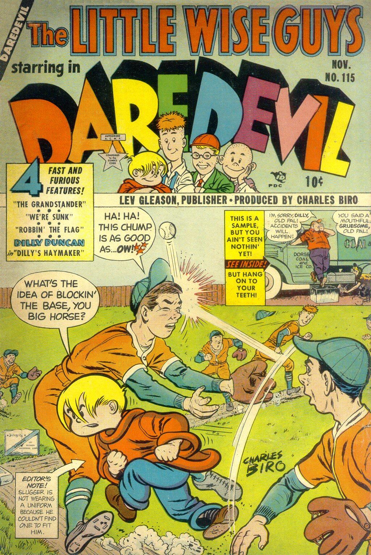Daredevil (1941) 115 Page 1