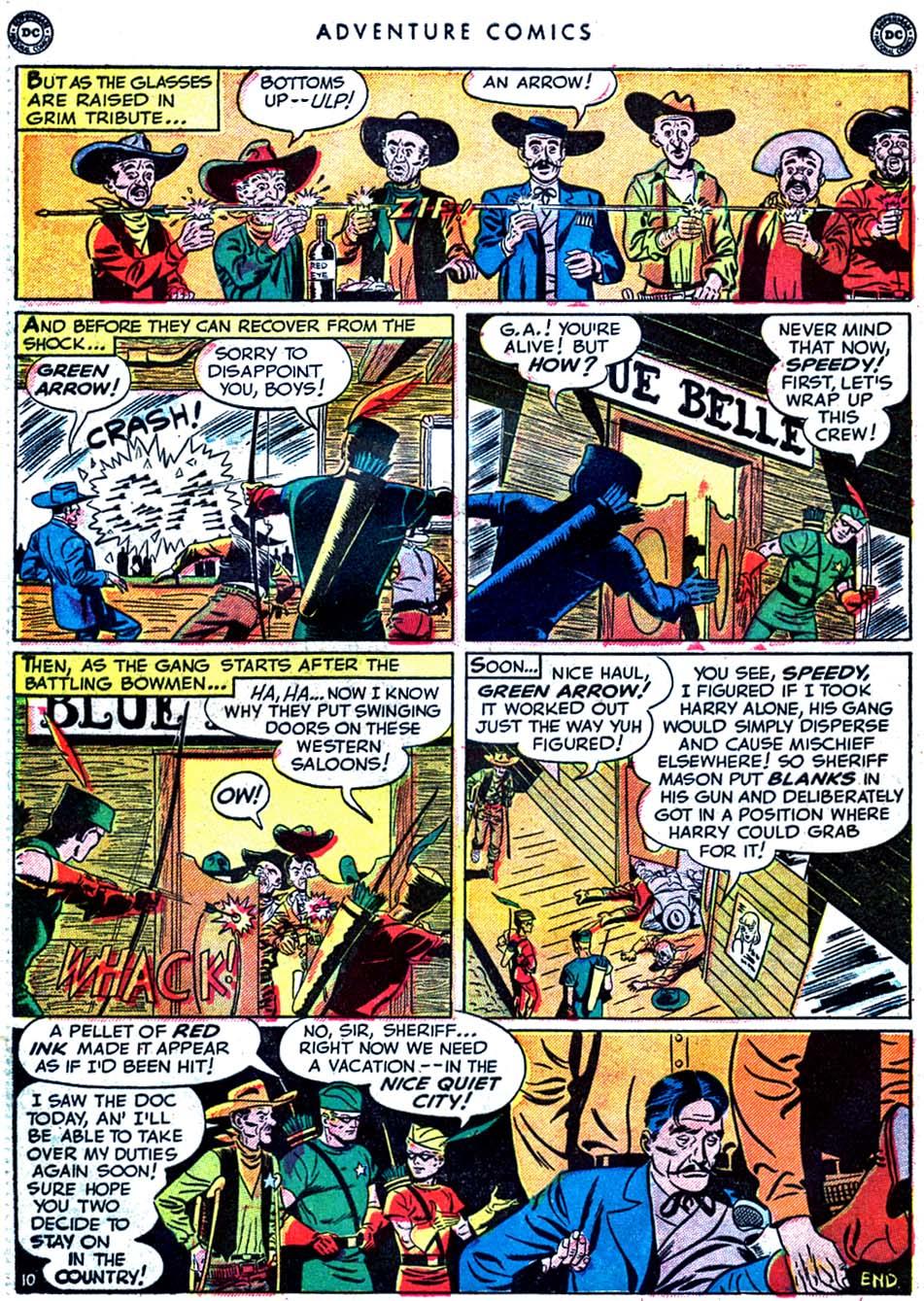 Read online Adventure Comics (1938) comic -  Issue #163 - 48