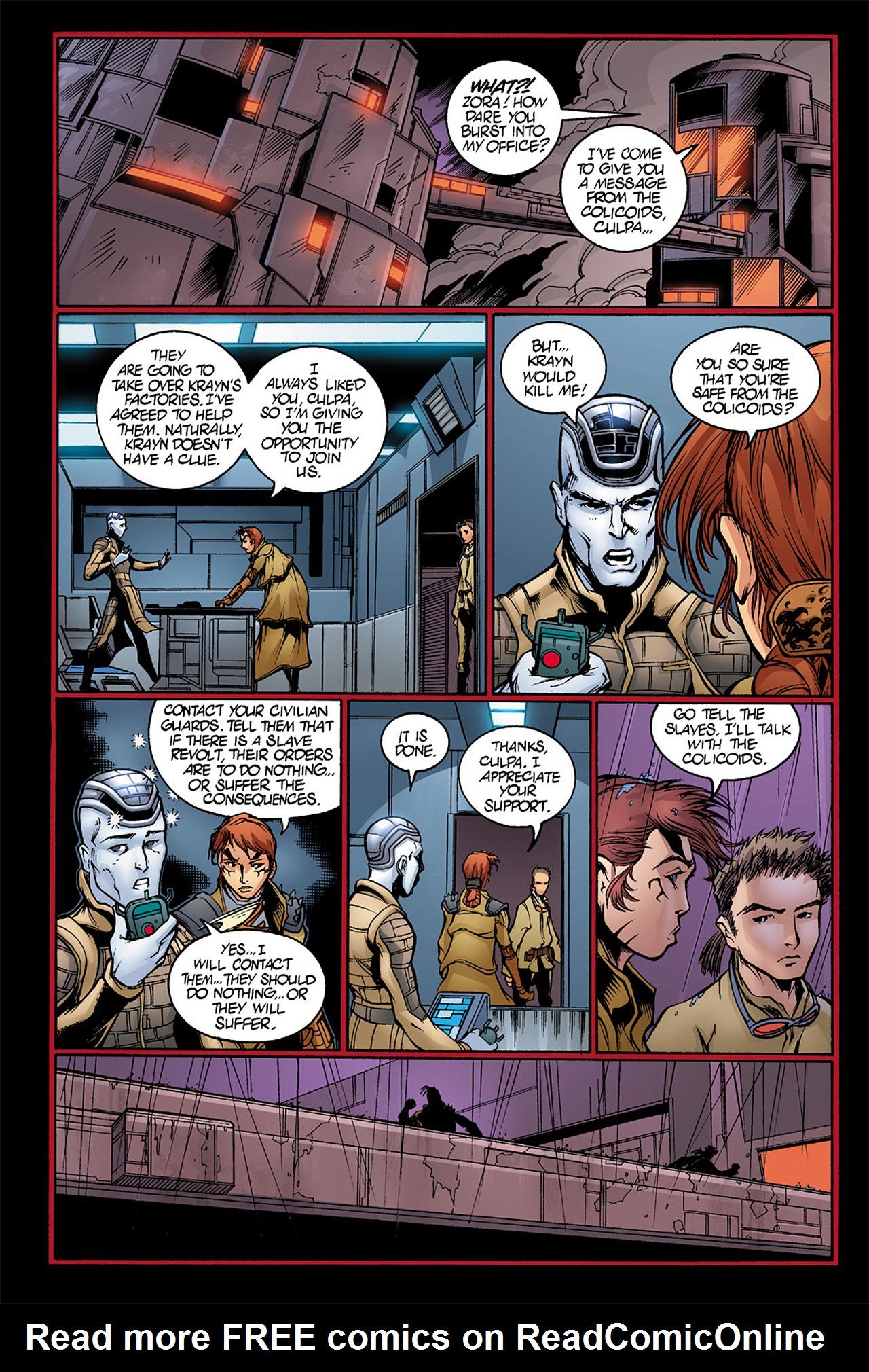 Read online Star Wars Omnibus comic -  Issue # Vol. 10 - 202