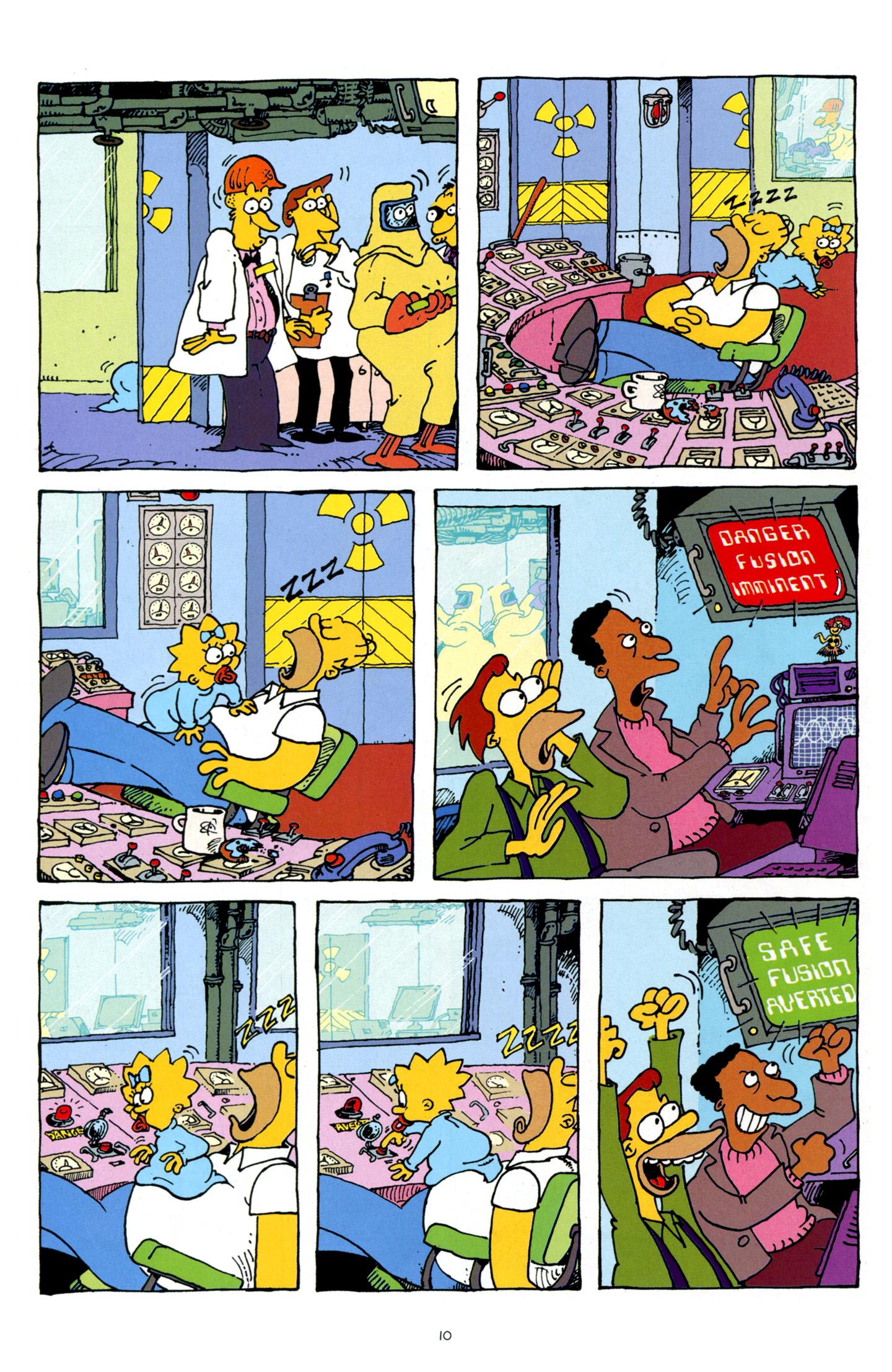 Read online Simpsons Comics Presents Bart Simpson comic -  Issue #66 - 14