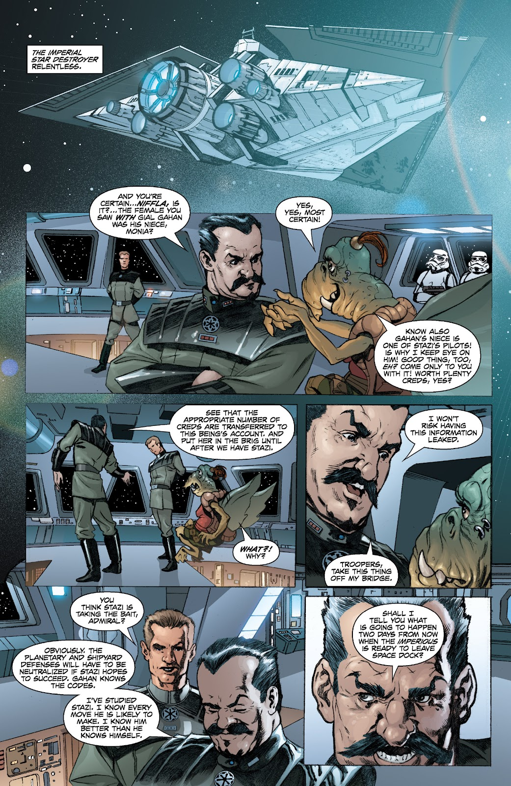 Read online Star Wars Legends: Legacy - Epic Collection comic -  Issue # TPB 2 (Part 1) - 24