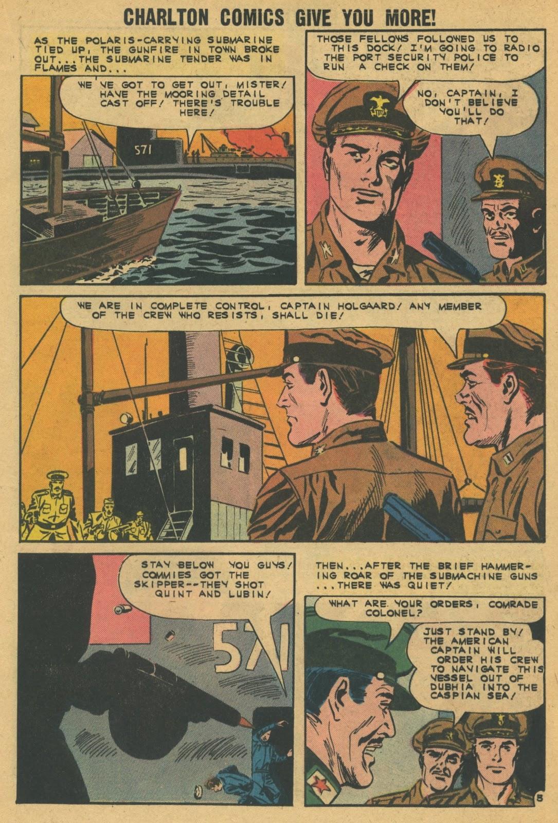 Read online Fightin' Navy comic -  Issue #103 - 17