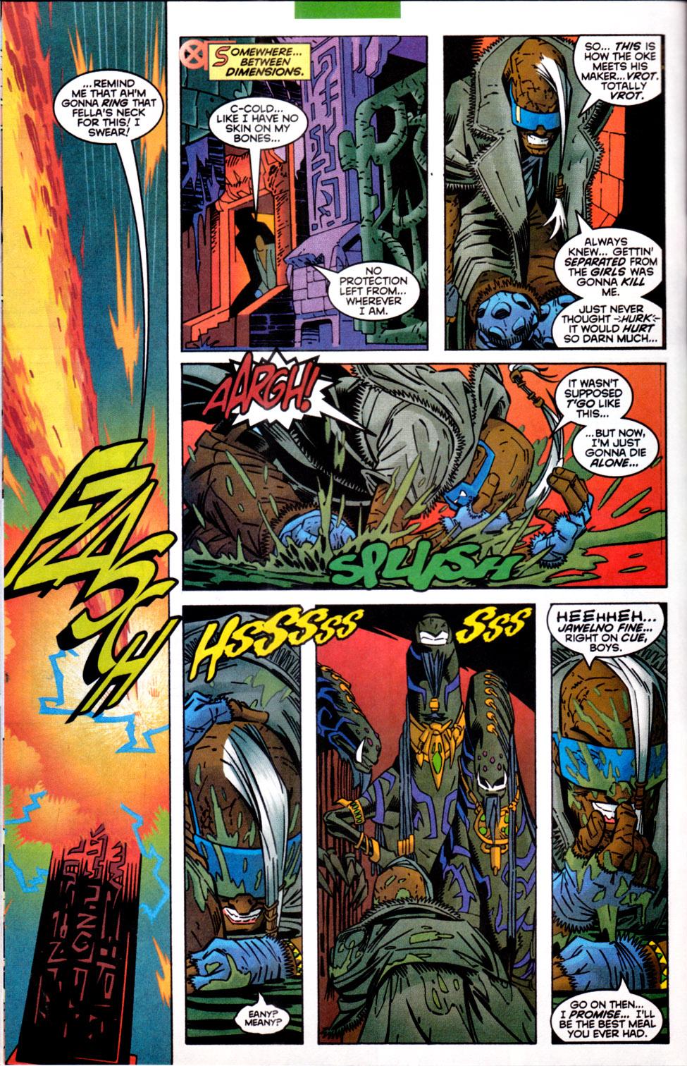 X-Men (1991) 75 Page 19