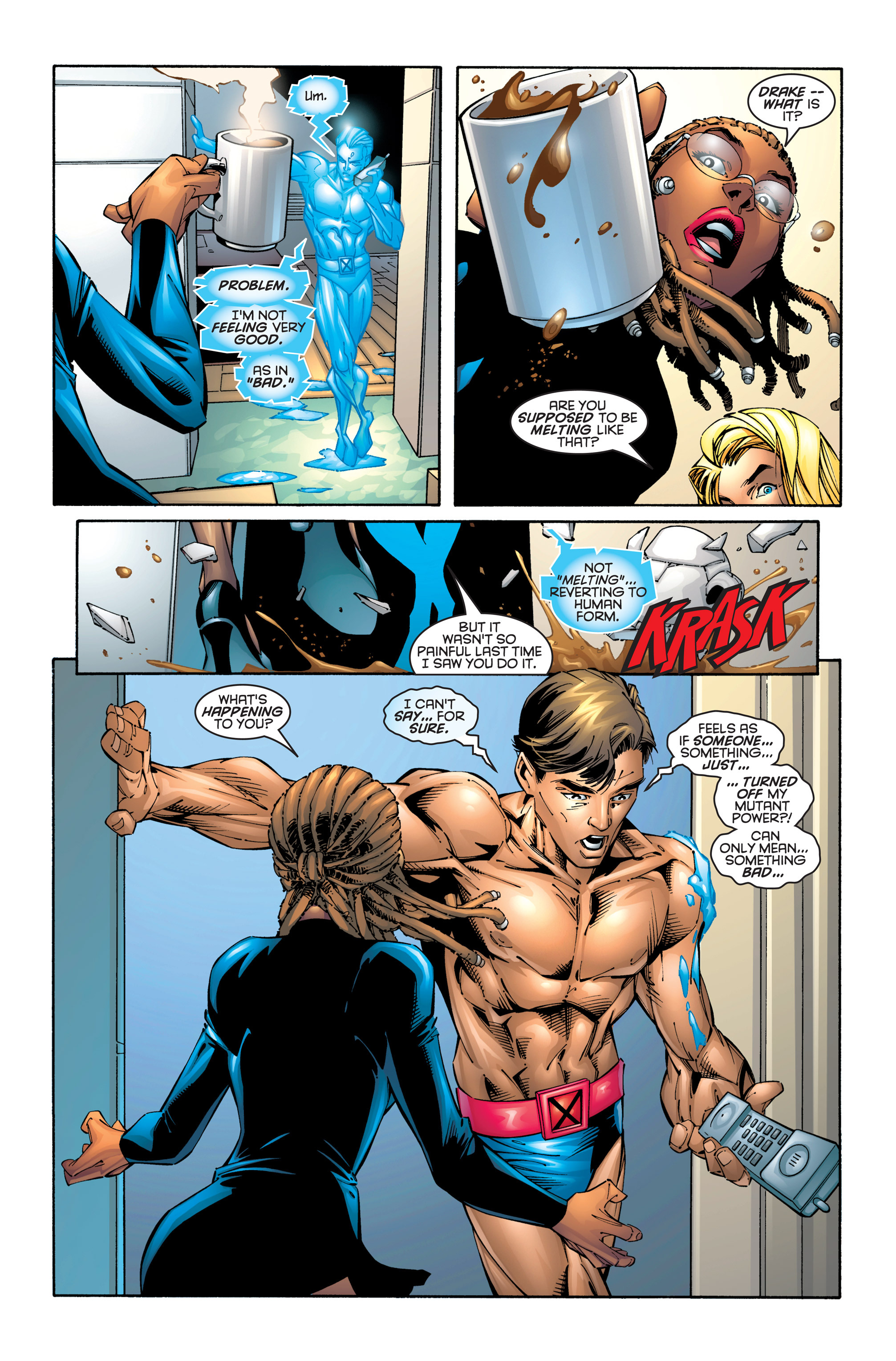X-Men (1991) 67 Page 16