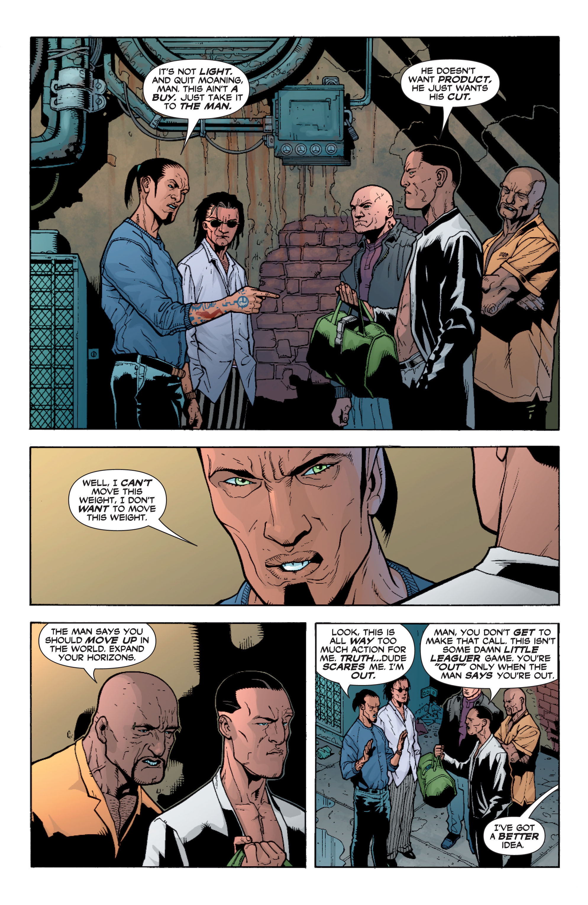 Read online Batman: Under The Red Hood comic -  Issue # Full - 113