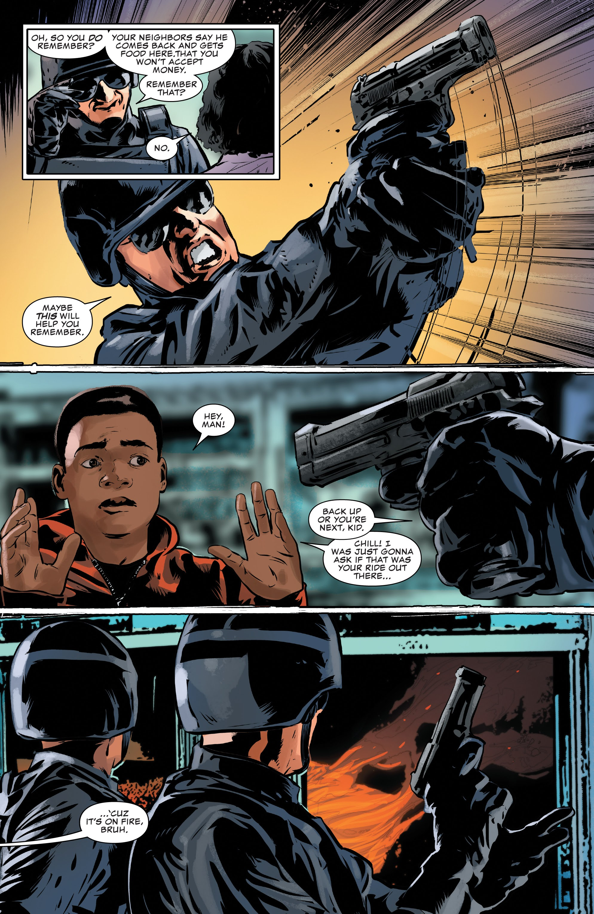 Read online The Punisher (2018) comic -  Issue #14 - 8