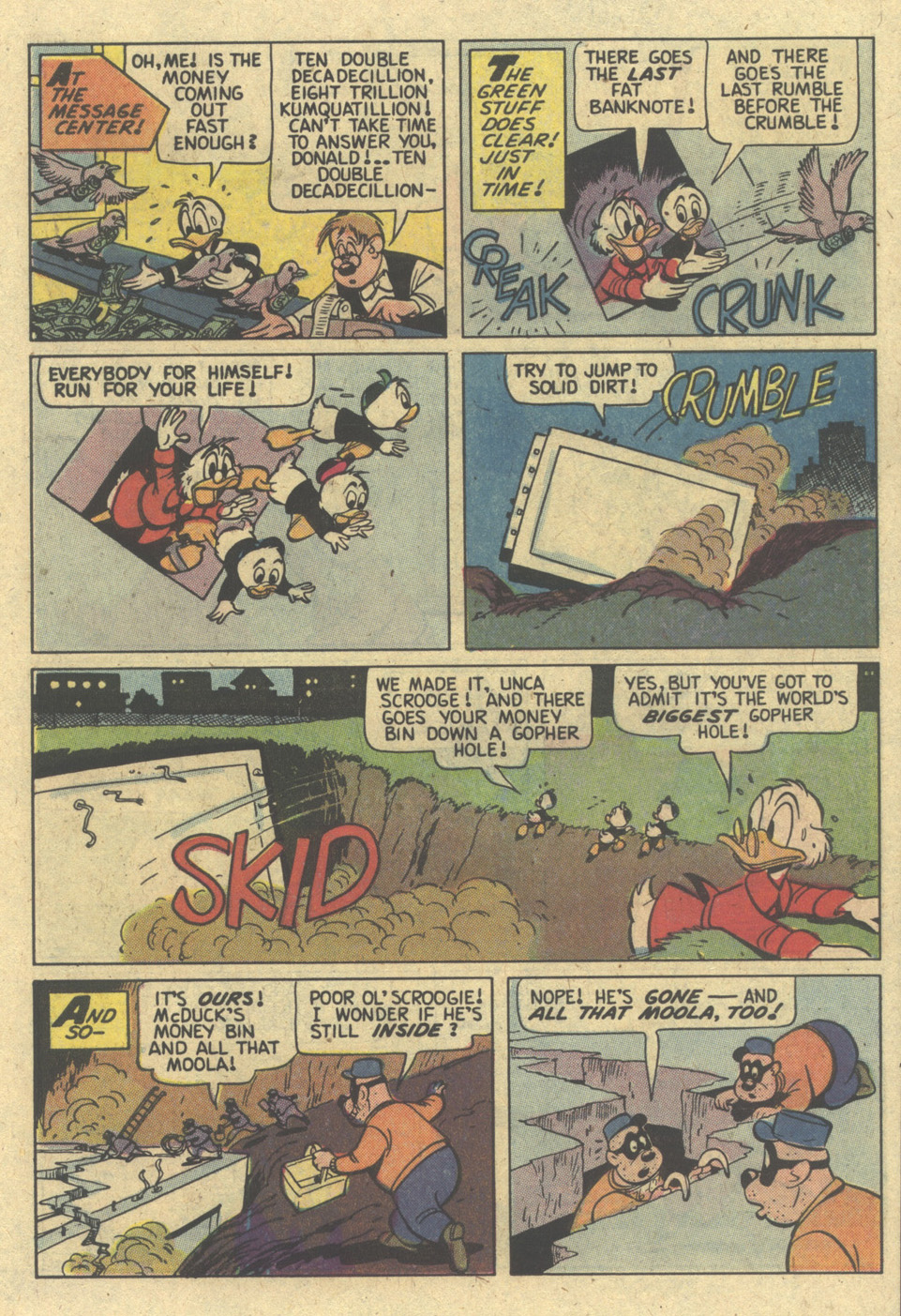 Read online Uncle Scrooge (1953) comic -  Issue #173 - 11