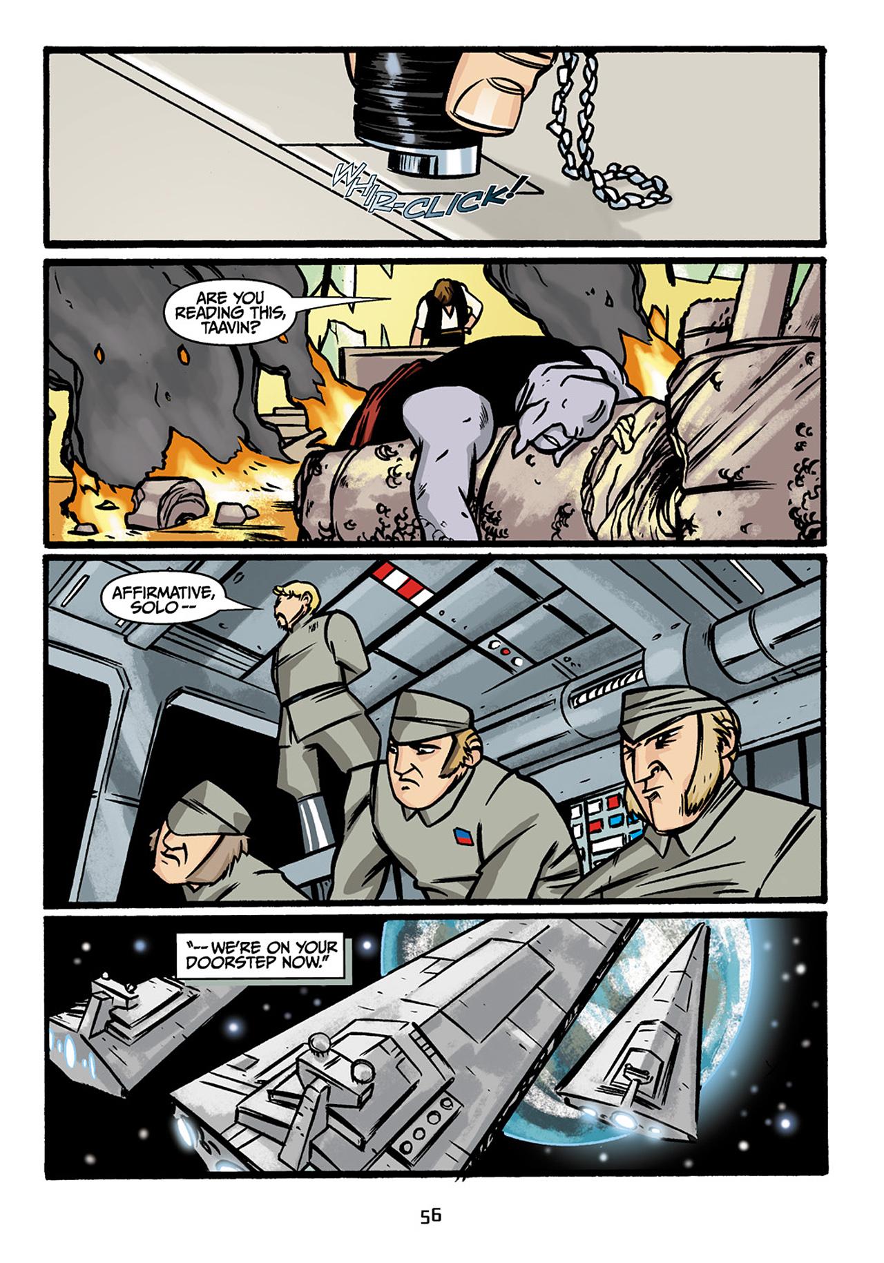 Read online Star Wars Omnibus comic -  Issue # Vol. 33 - 58