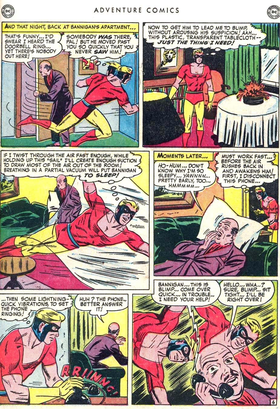 Read online Adventure Comics (1938) comic -  Issue #156 - 21