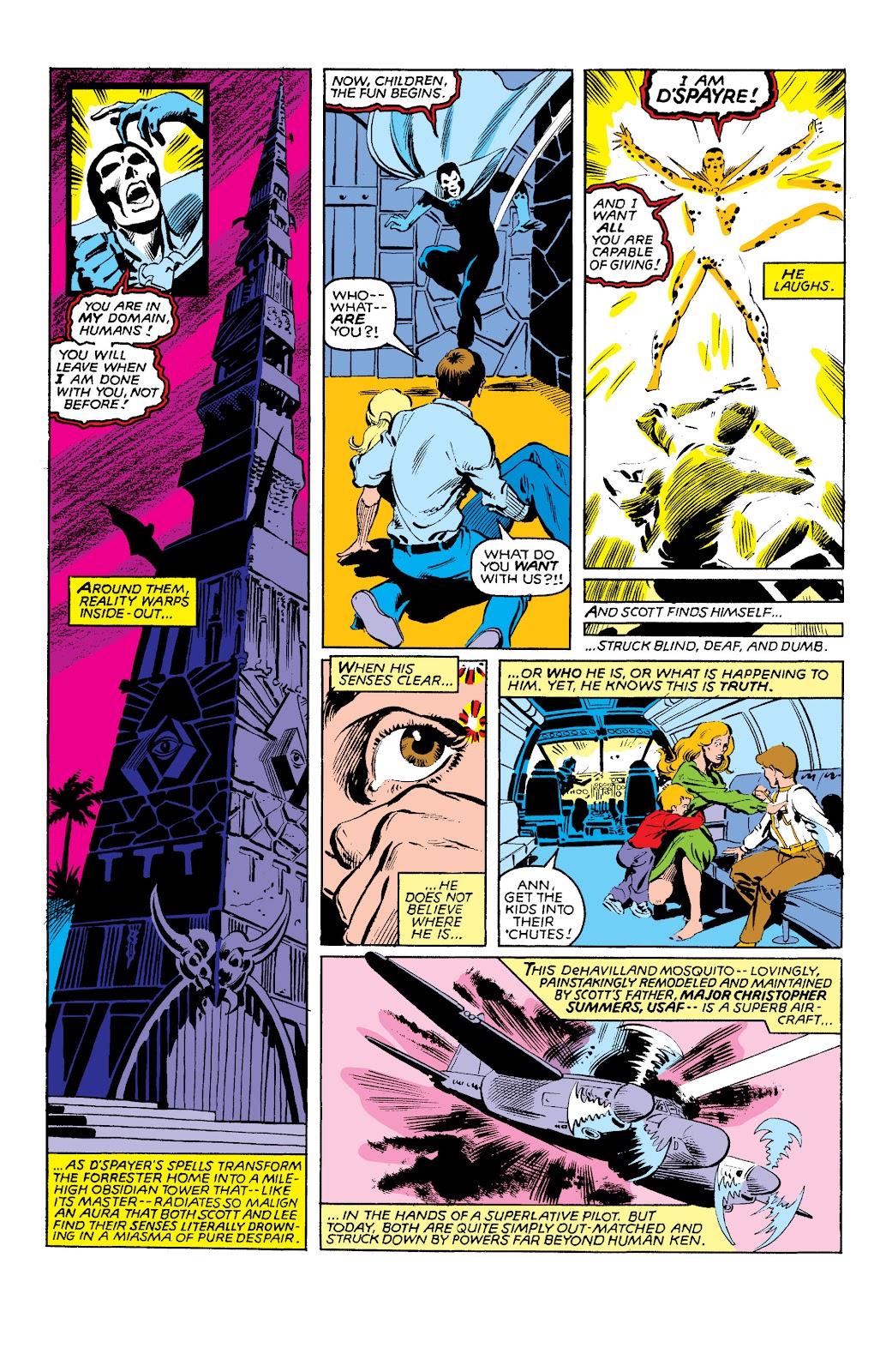 Uncanny X-Men (1963) issue 144 - Page 12