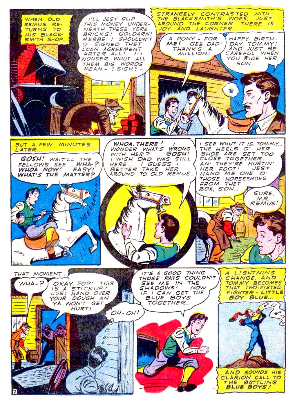 Read online Sensation (Mystery) Comics comic -  Issue #29 - 26