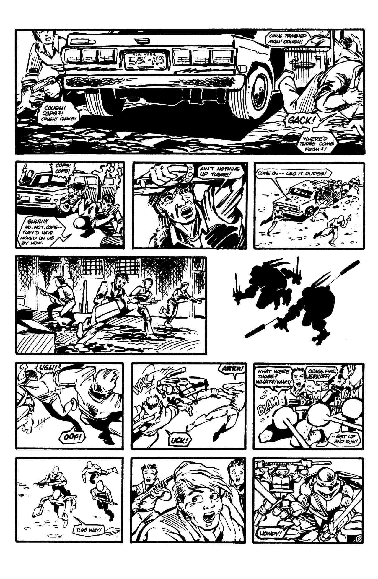 Read online Shell Shock comic -  Issue # Full - 203