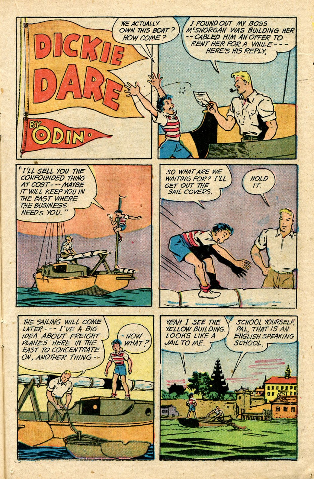 Read online Famous Funnies comic -  Issue #175 - 19