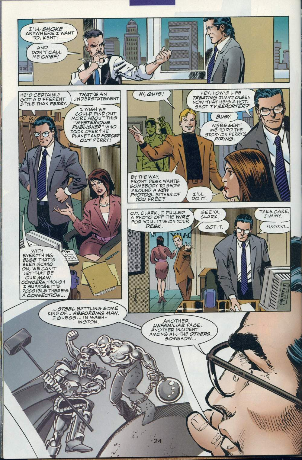 Read online DC Versus Marvel Comics comic -  Issue #1 - 26