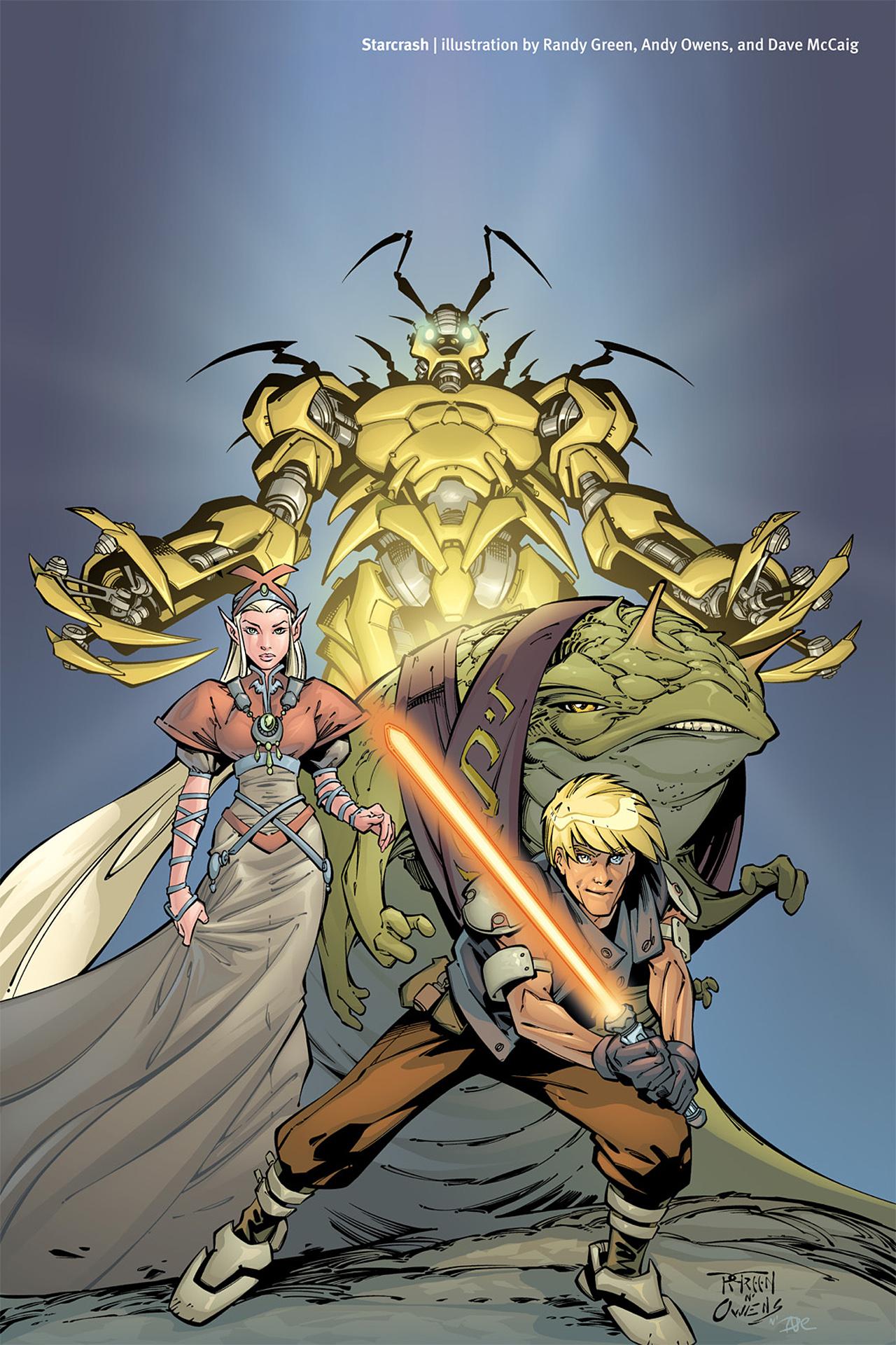 Read online Star Wars Omnibus comic -  Issue # Vol. 10 - 6