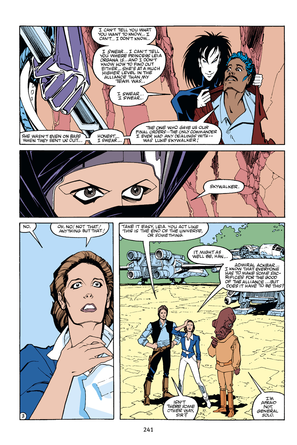 Read online Star Wars Omnibus comic -  Issue # Vol. 21 - 231