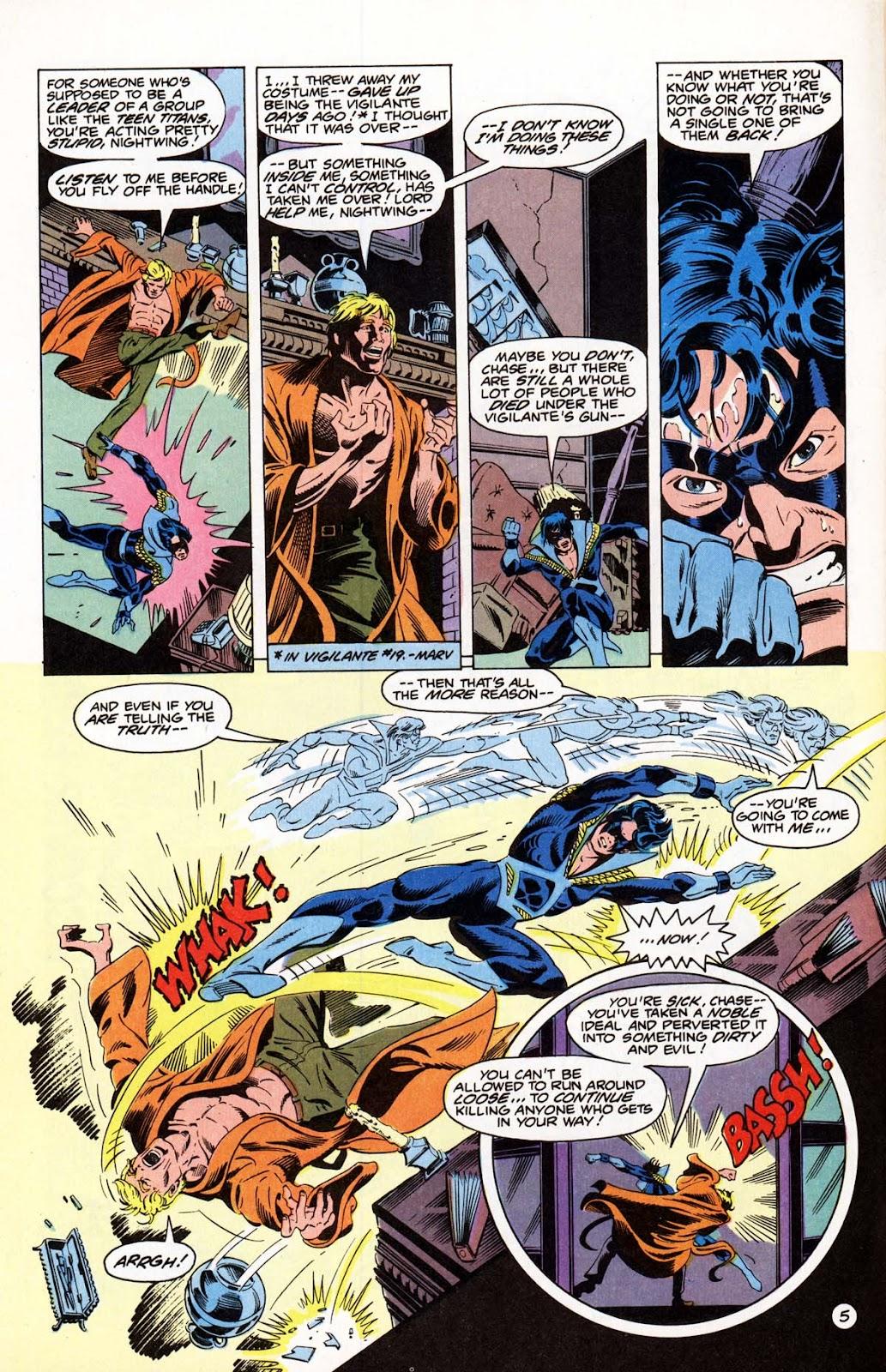Vigilante (1983) issue 21 - Page 8