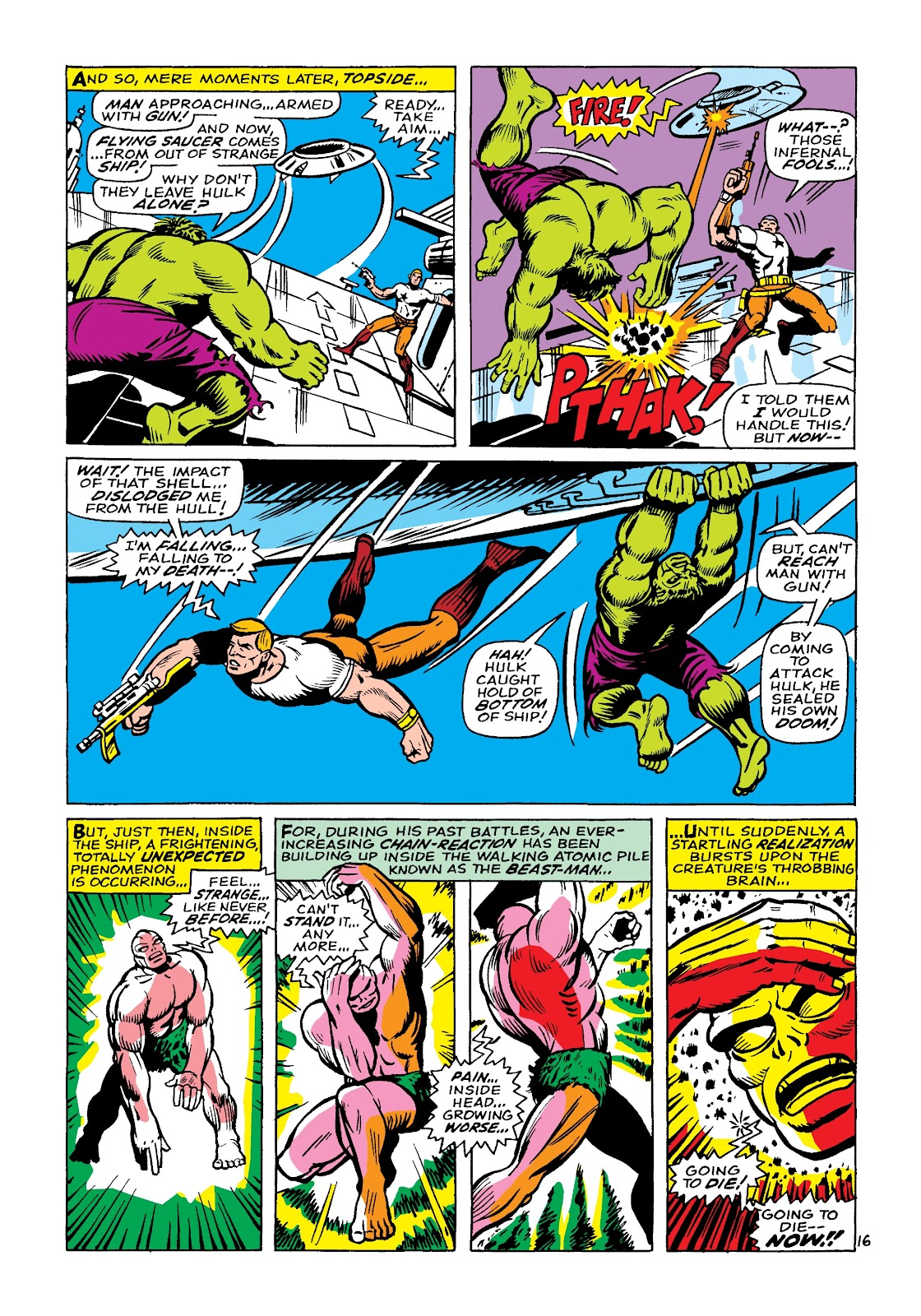 Read online Marvel Masterworks: The Incredible Hulk comic -  Issue # TPB 4 (Part 1) - 86