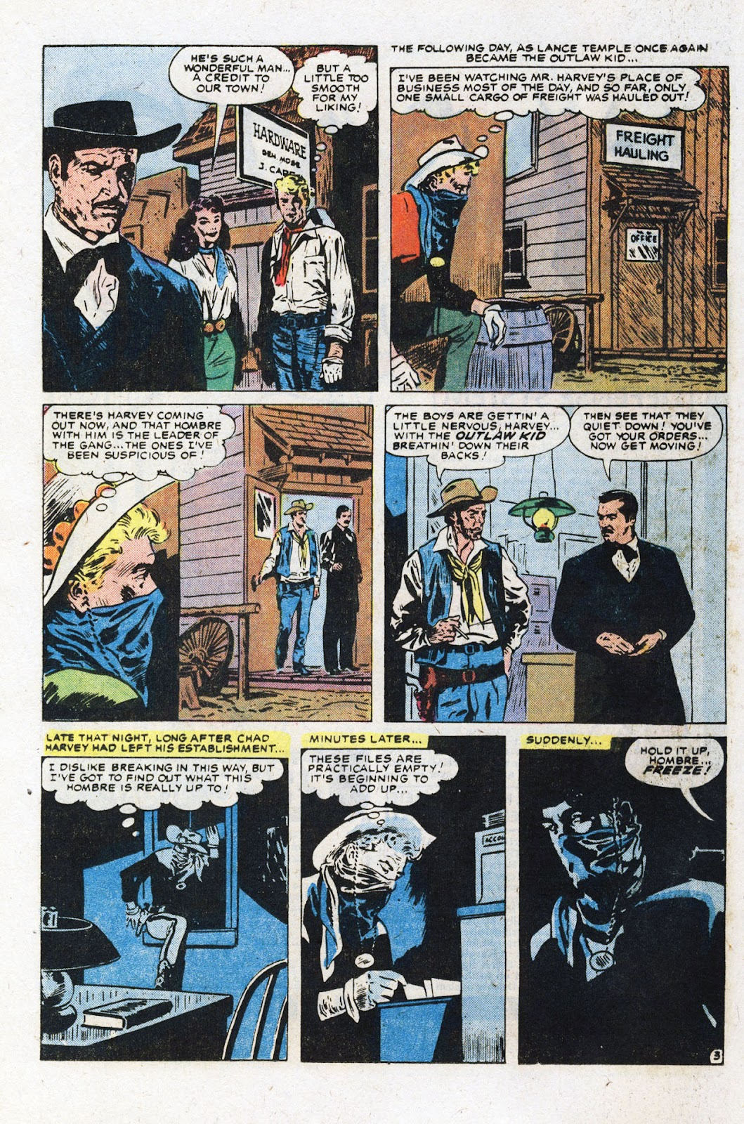 The Outlaw Kid (1970) issue 22 - Page 16