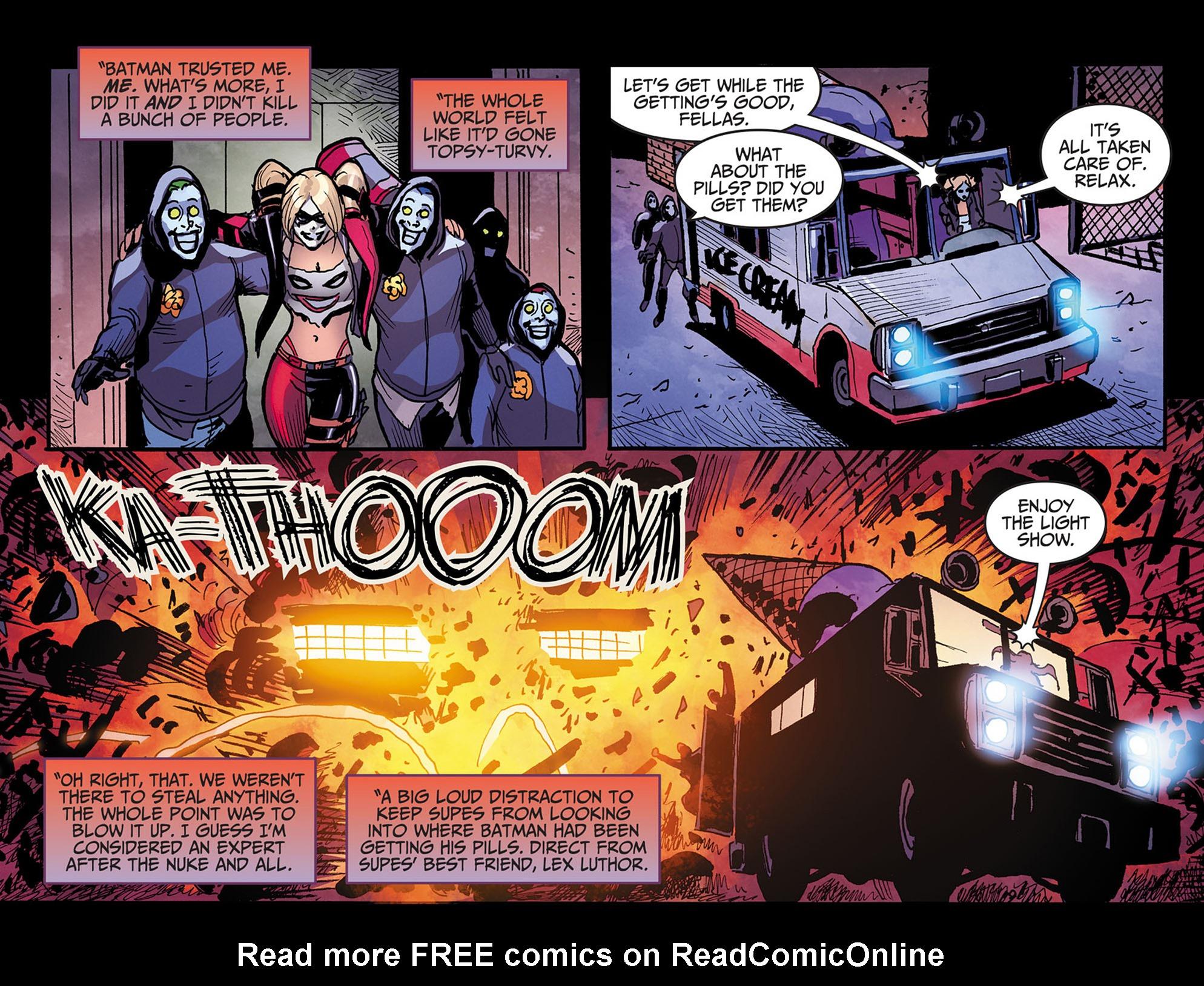 Read online Injustice: Ground Zero comic -  Issue #2 - 22