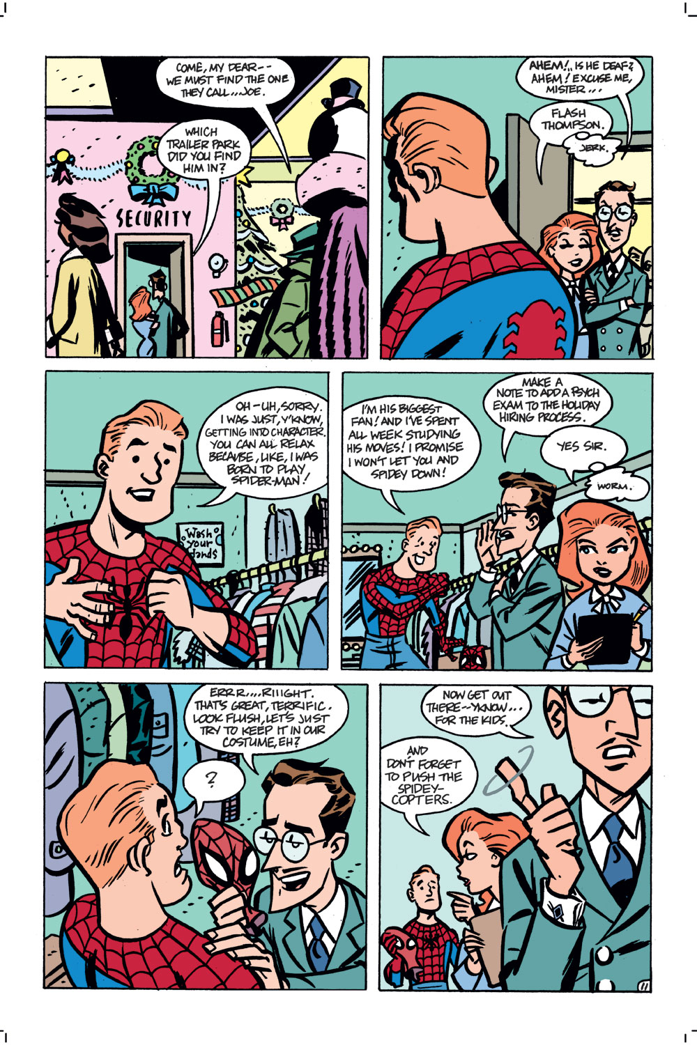 Spider-Man's Tangled Web Issue #21 #21 - English 11