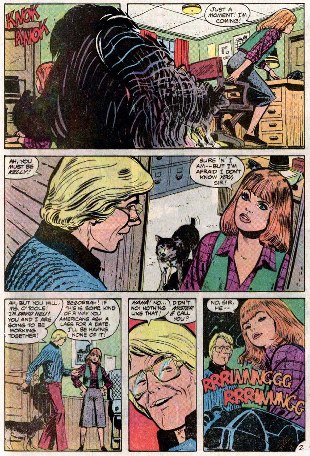 Read online Secrets of Haunted House comic -  Issue #40 - 16